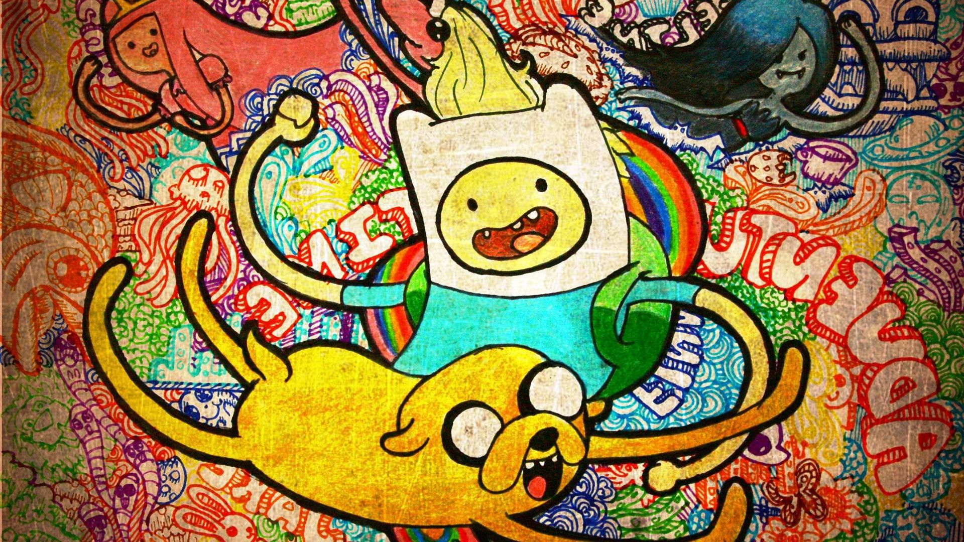 Adventure Time Laptop Wallpapers - Top Free Adventure Time ...