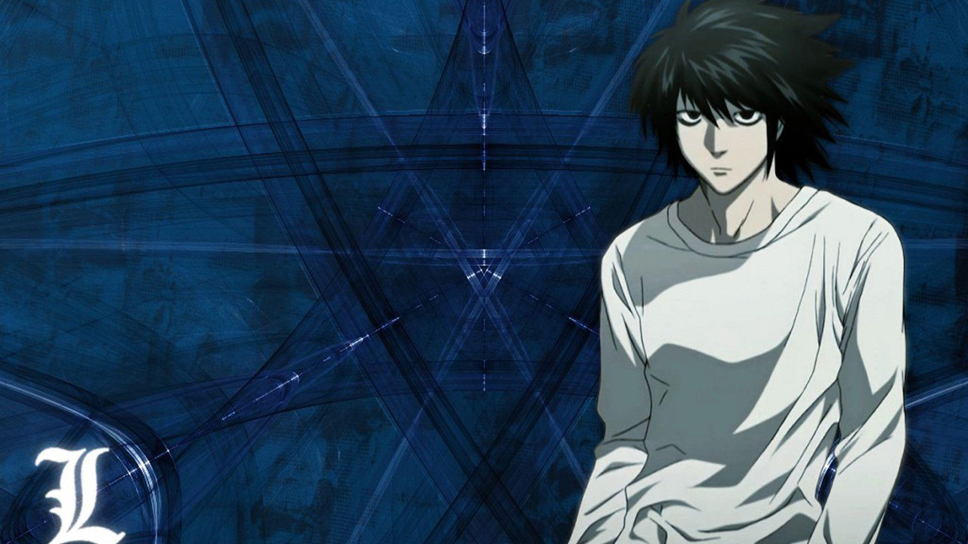 L Lawliet Wallpapers Top Free L Lawliet Backgrounds