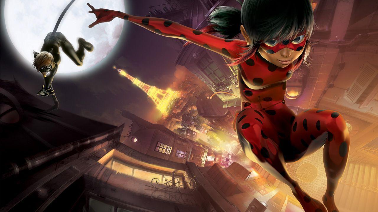 Miraculous Ladybug Wallpapers Top Free Miraculous Ladybug