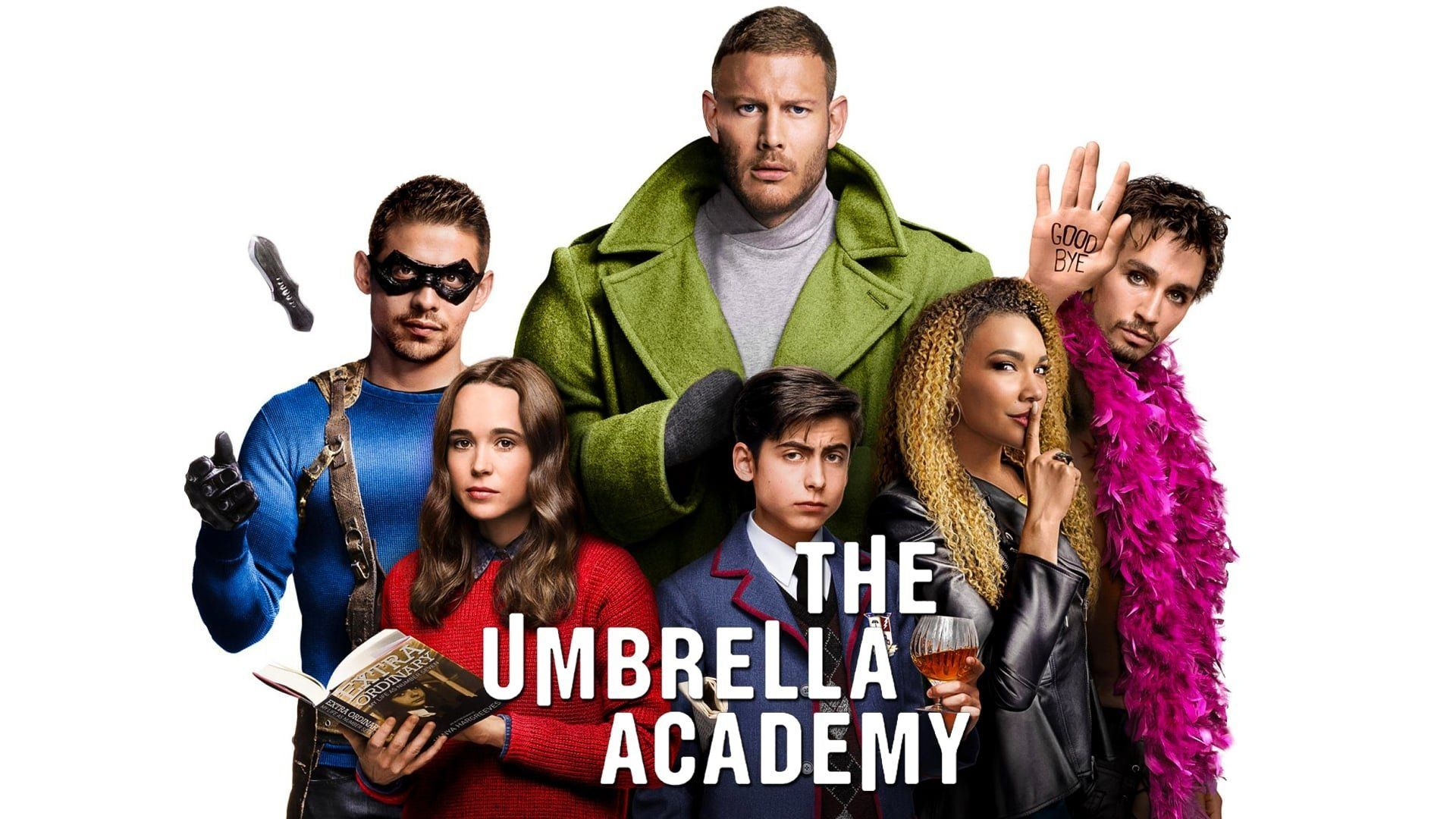 The Umbrella Academy Wallpapers - Top Free The Umbrella ...