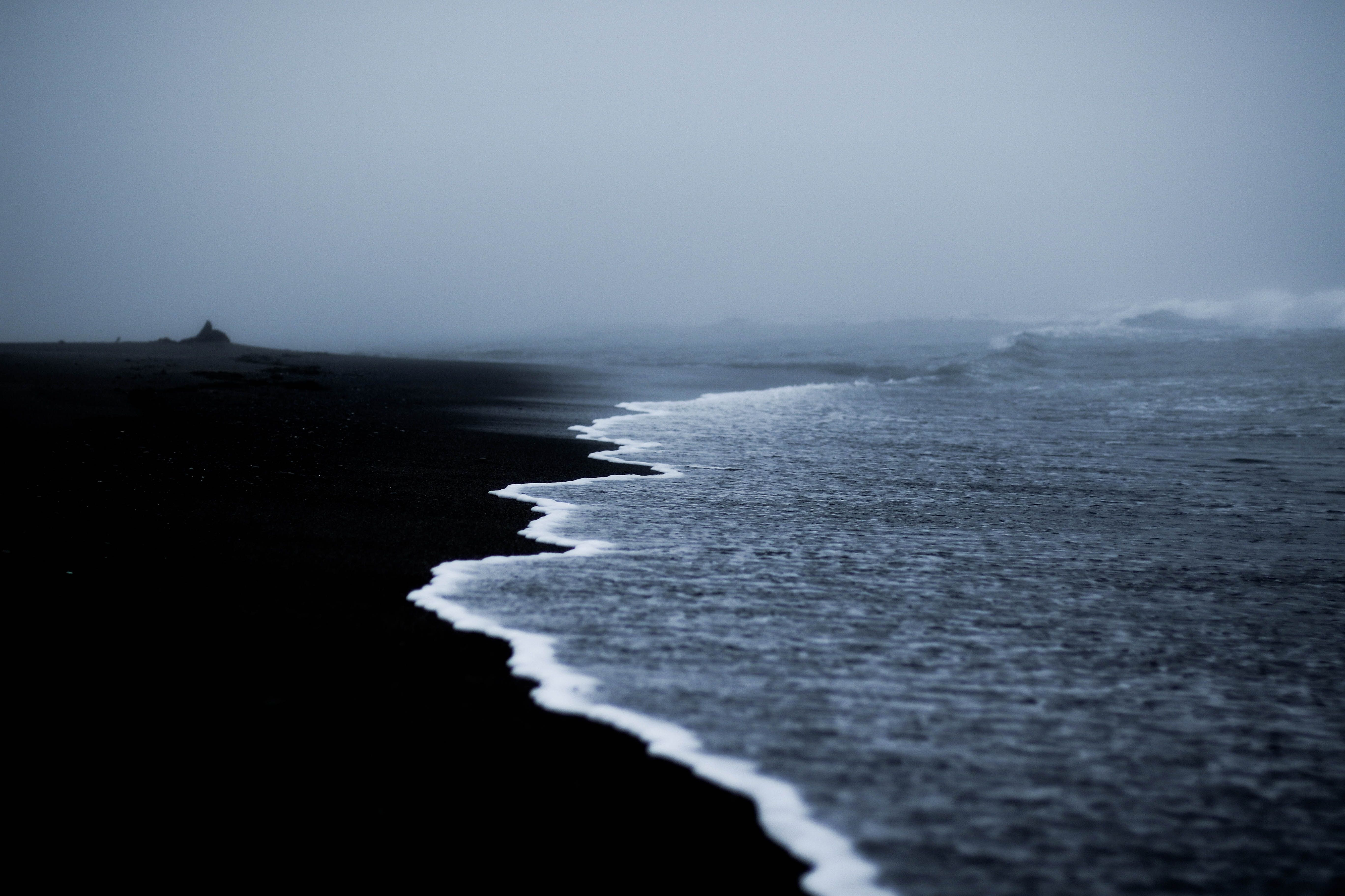 Black Sand Wallpapers Top Free Black Sand Backgrounds Wallpaperaccess