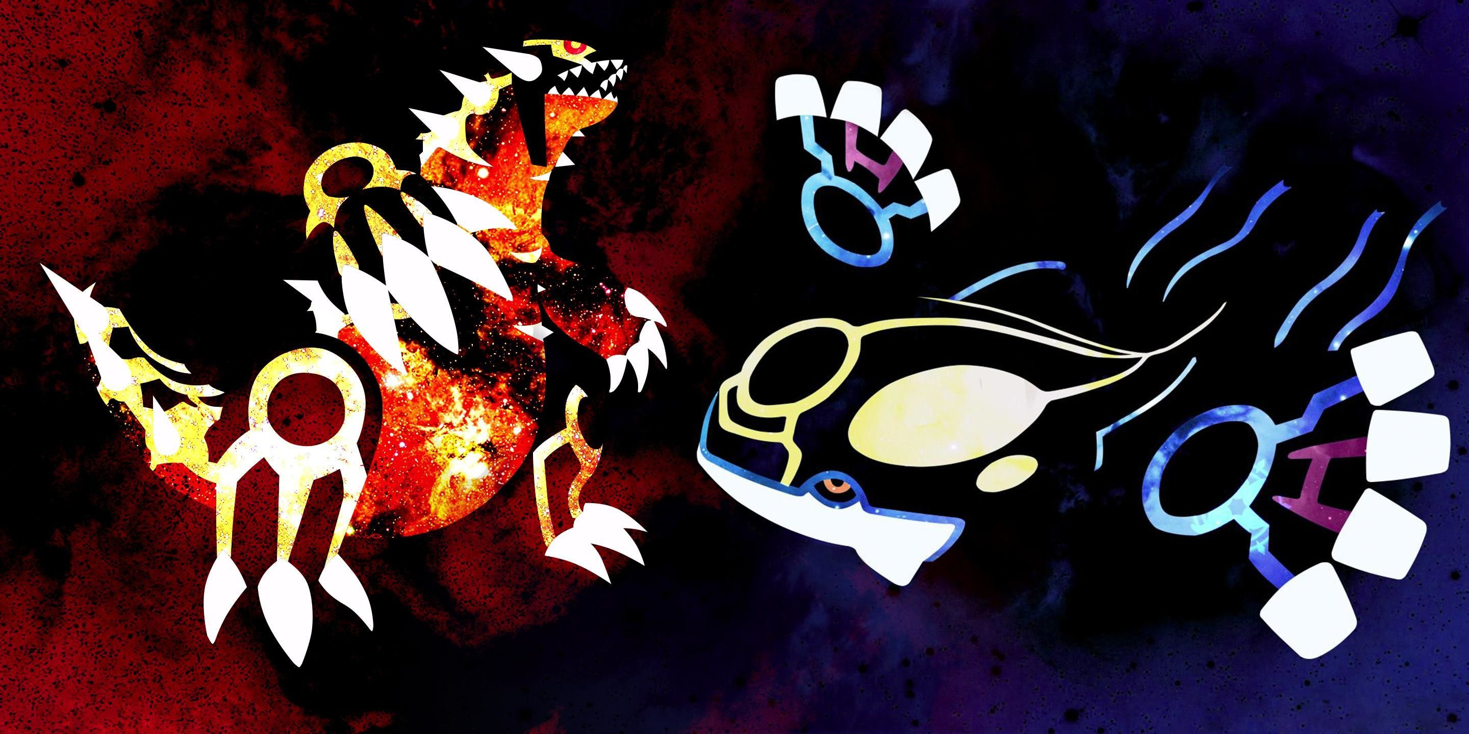 Groudon Wallpapers Top Free Groudon Backgrounds Wallpaperaccess