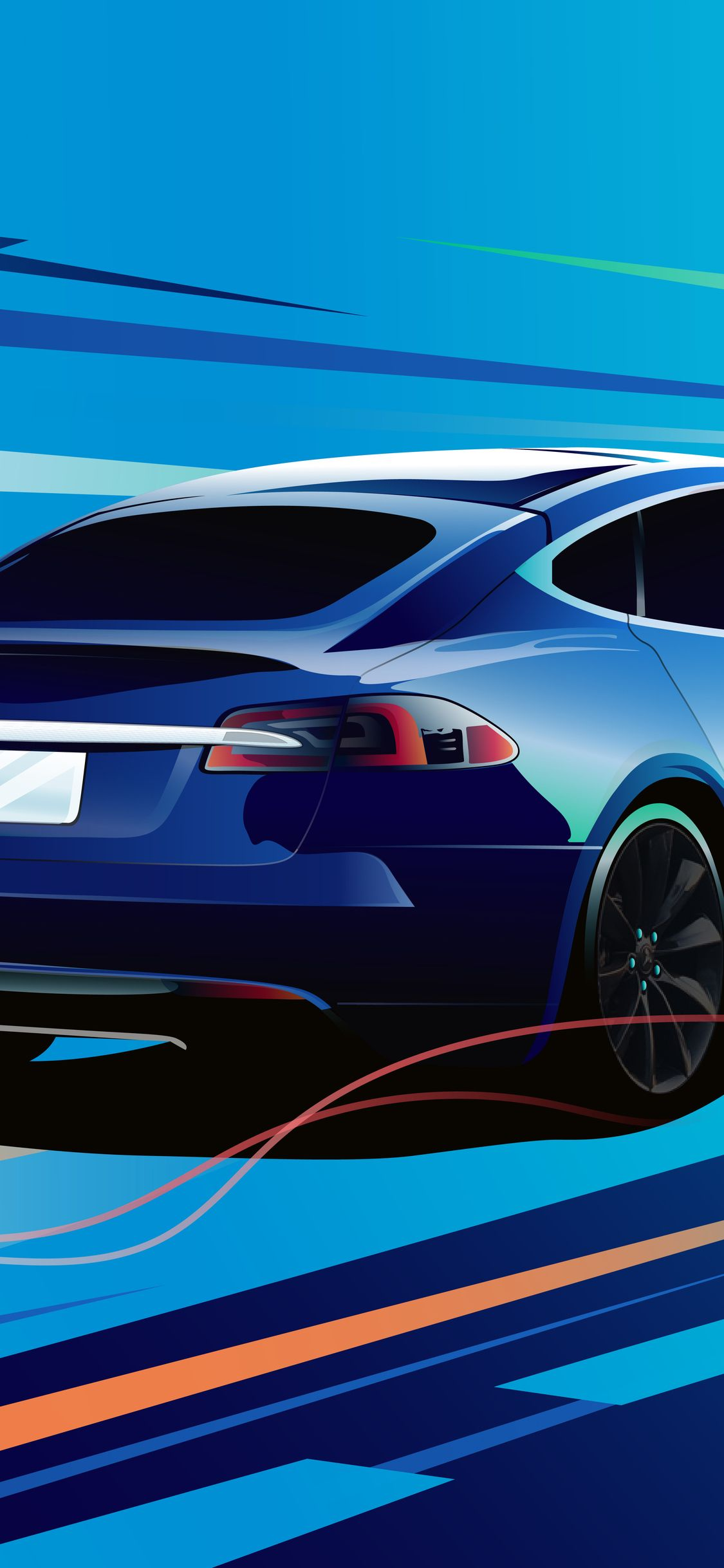 Tesla X Iphone Wallpapers Top Free Tesla X Iphone