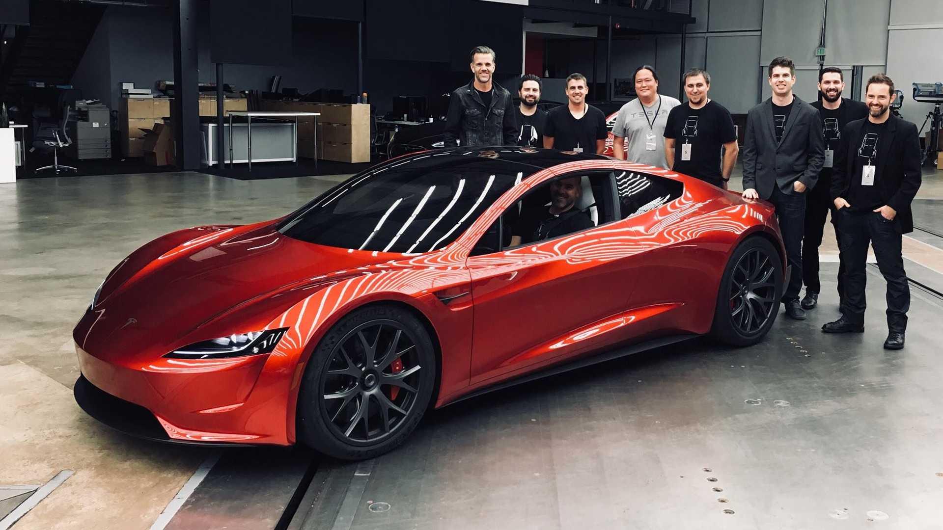 New Tesla Roadster Hd Wallpapers Top Free New Tesla Roadster Hd Backgrounds Wallpaperaccess