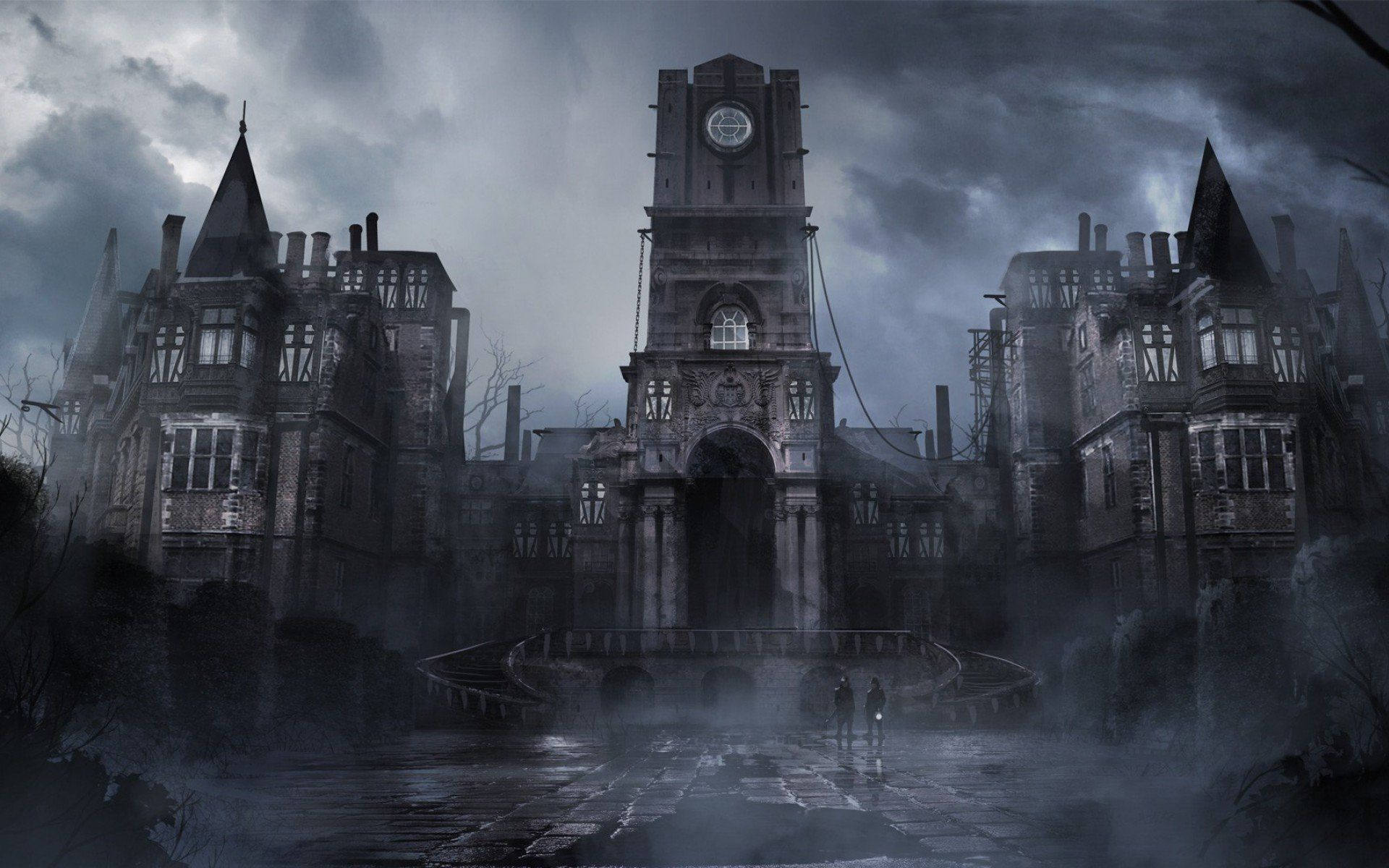 Gothic Castle Wallpapers Top Free Gothic Castle Backgrounds