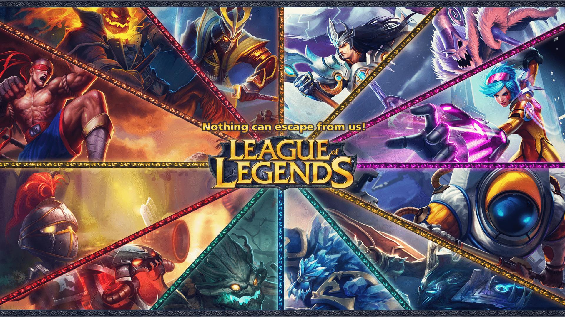 League Of Legend Wallpapers Top Free League Of Legend