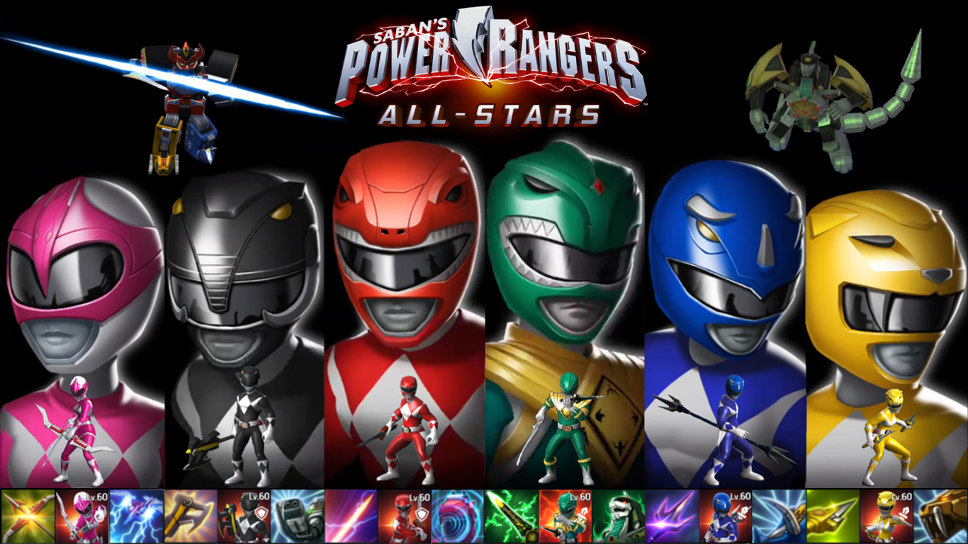 Power Rangers Wallpapers - Top Free Power Rangers ...