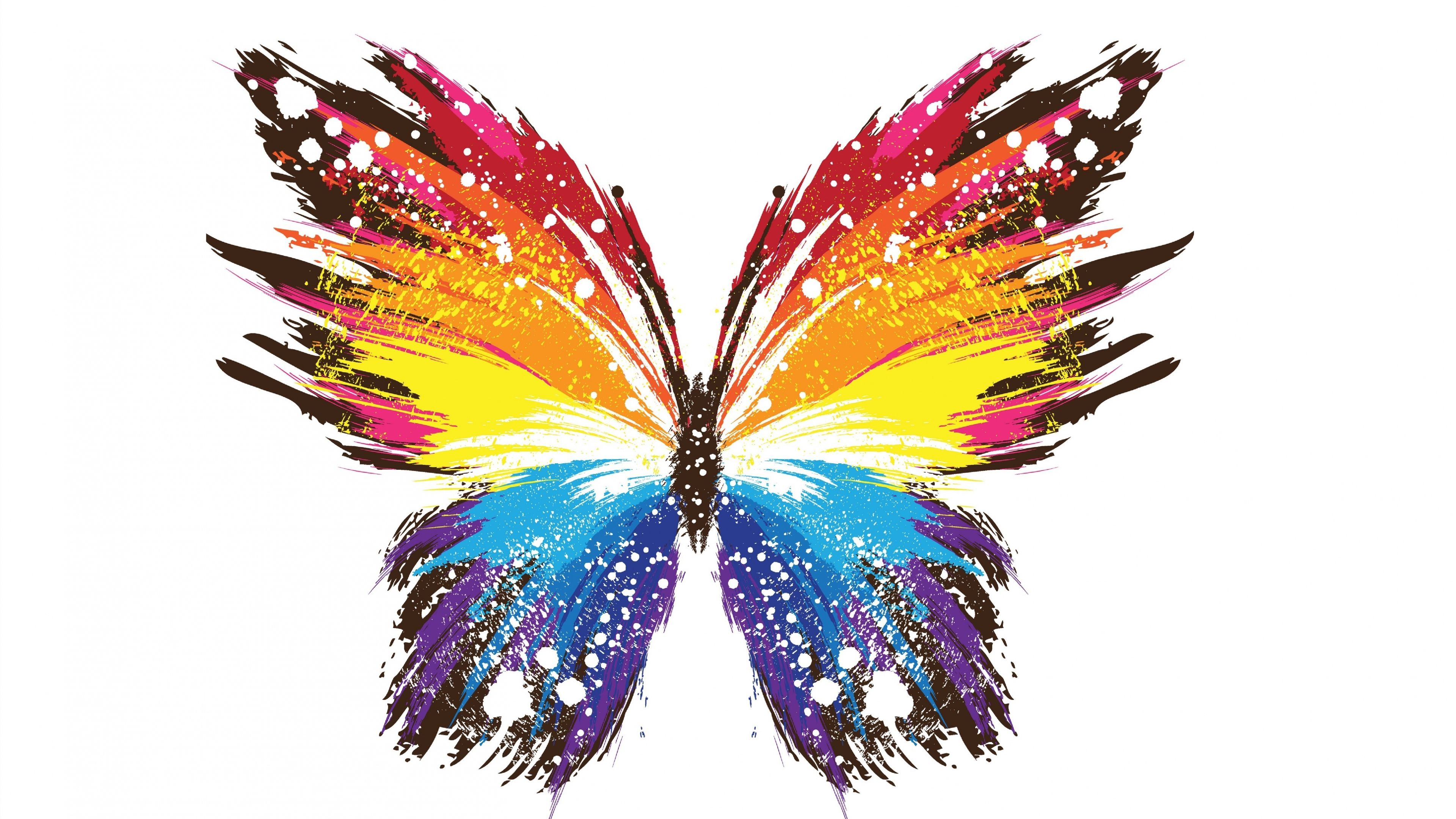 Butterfly Abstract Wallpapers Top Free Butterfly Abstract