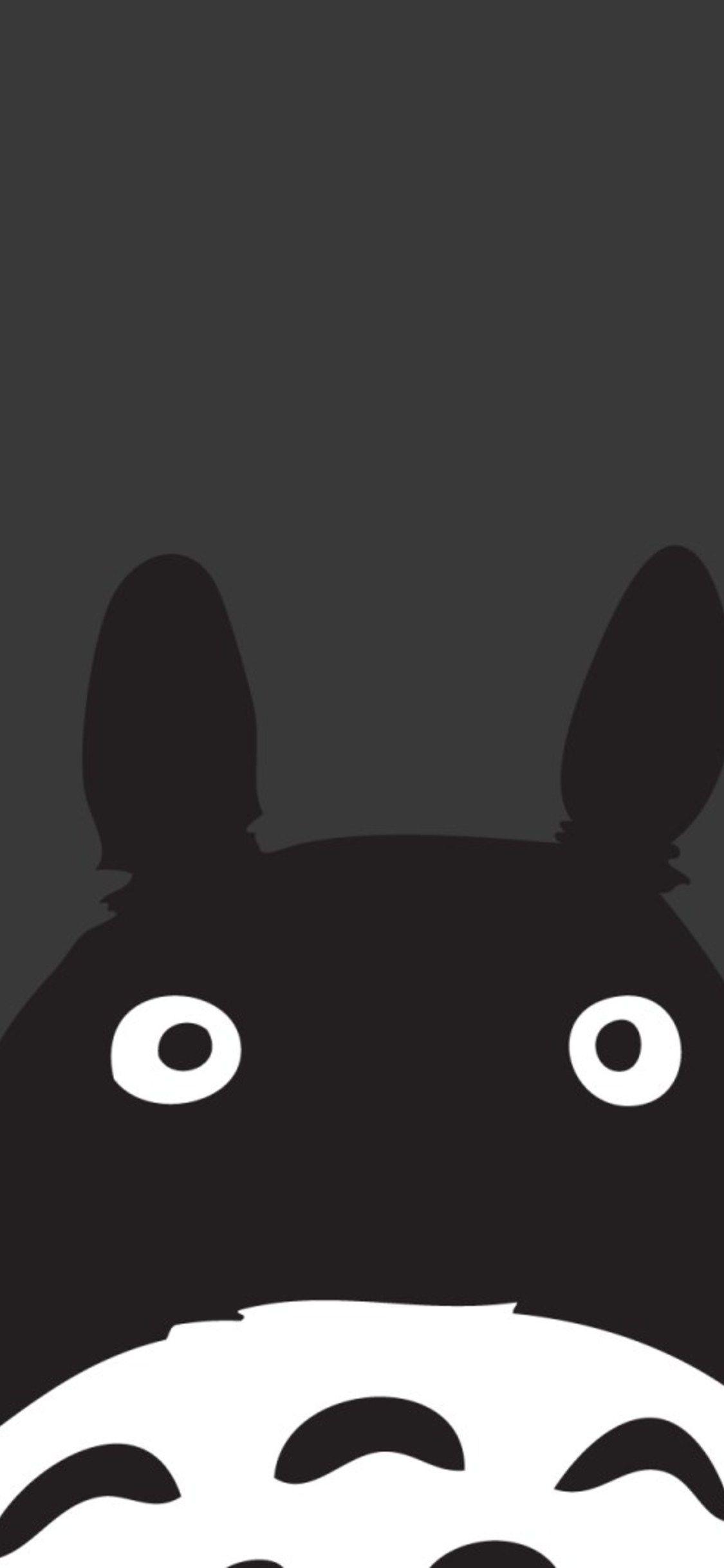 50 best free totoro iphone wallpapers wallpaperaccess - Totoro wallpaper iphone ...