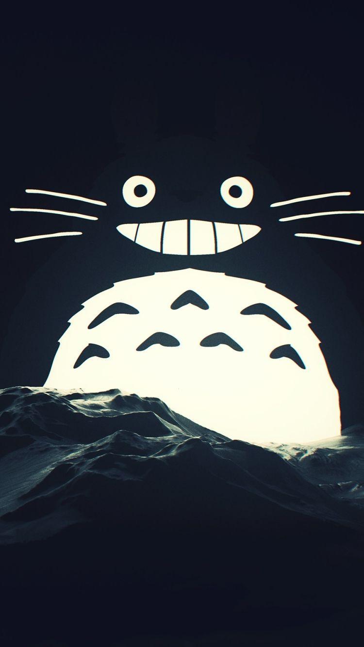 Totoro Mobile Wallpapers Top Free Totoro Mobile