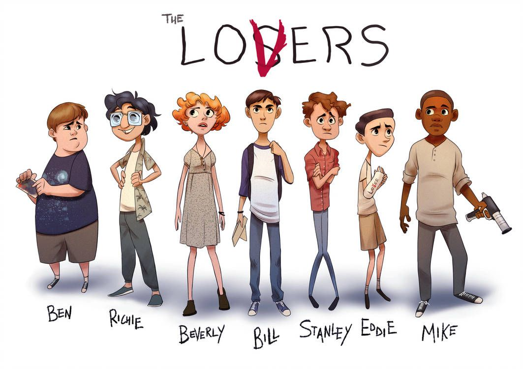 Losers Club Wallpapers Top Free Losers Club Backgrounds