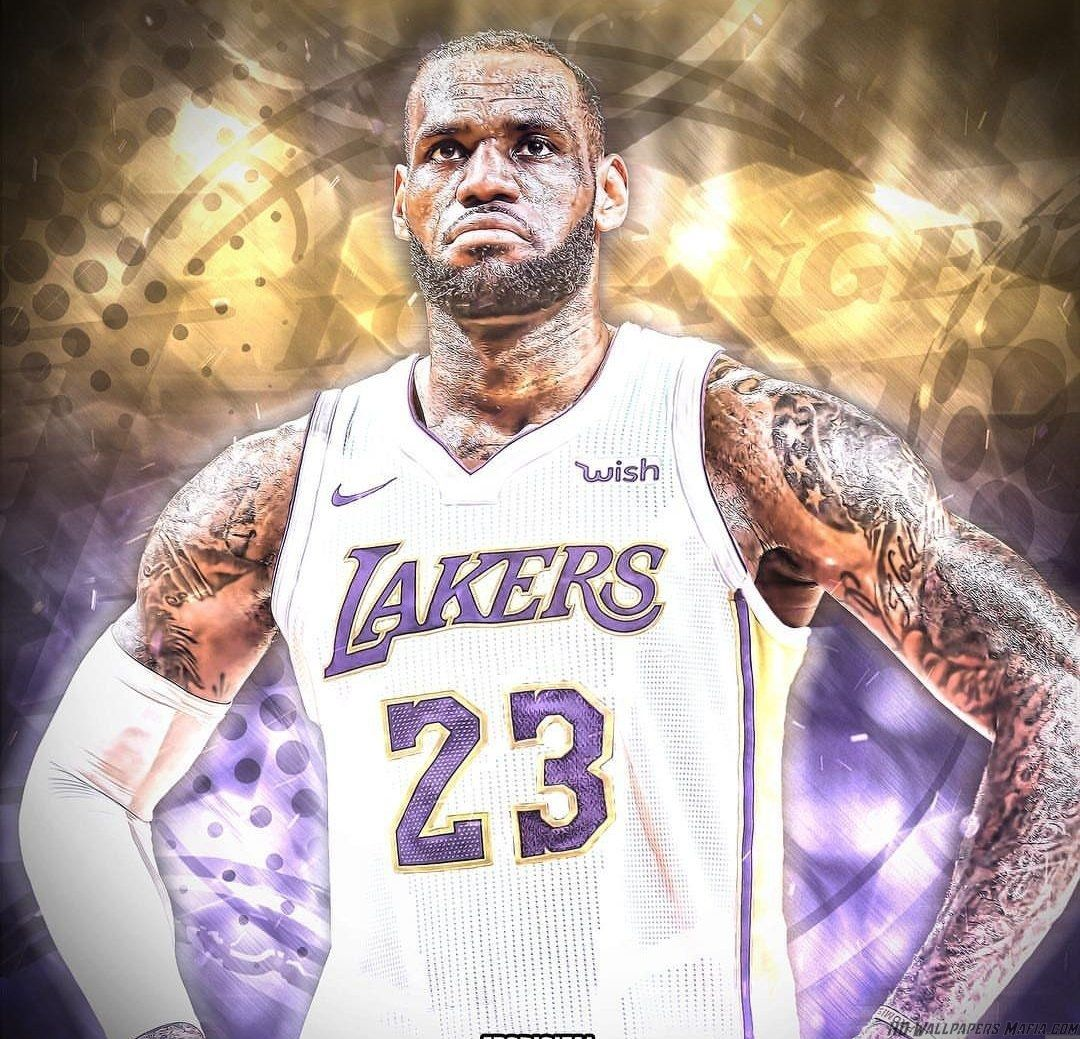 Lebron James Wallpaper Iphone: Lakers LeBron James Wallpapers