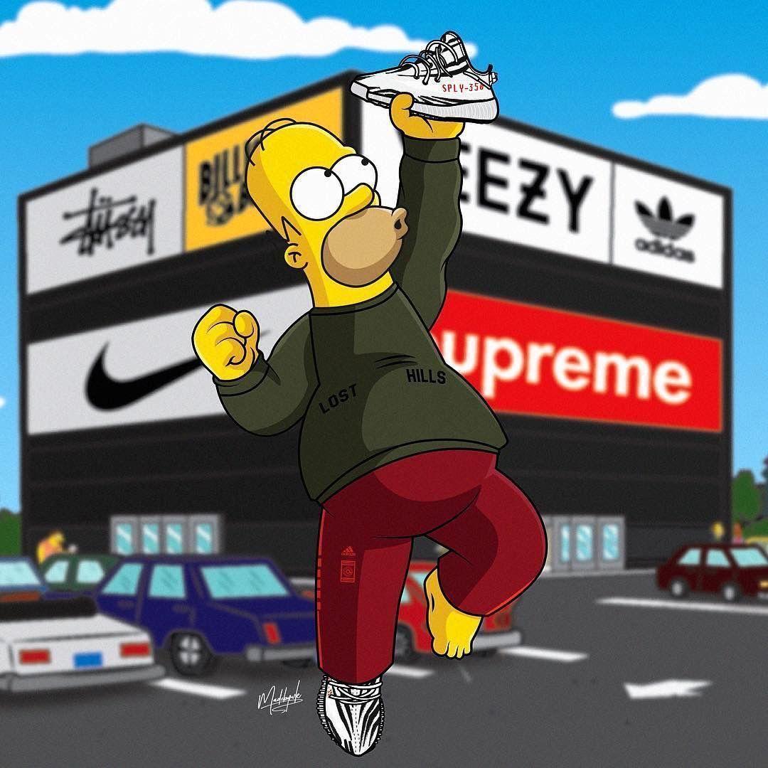 Homer Simpson Supreme Wallpapers Top Free Homer Simpson