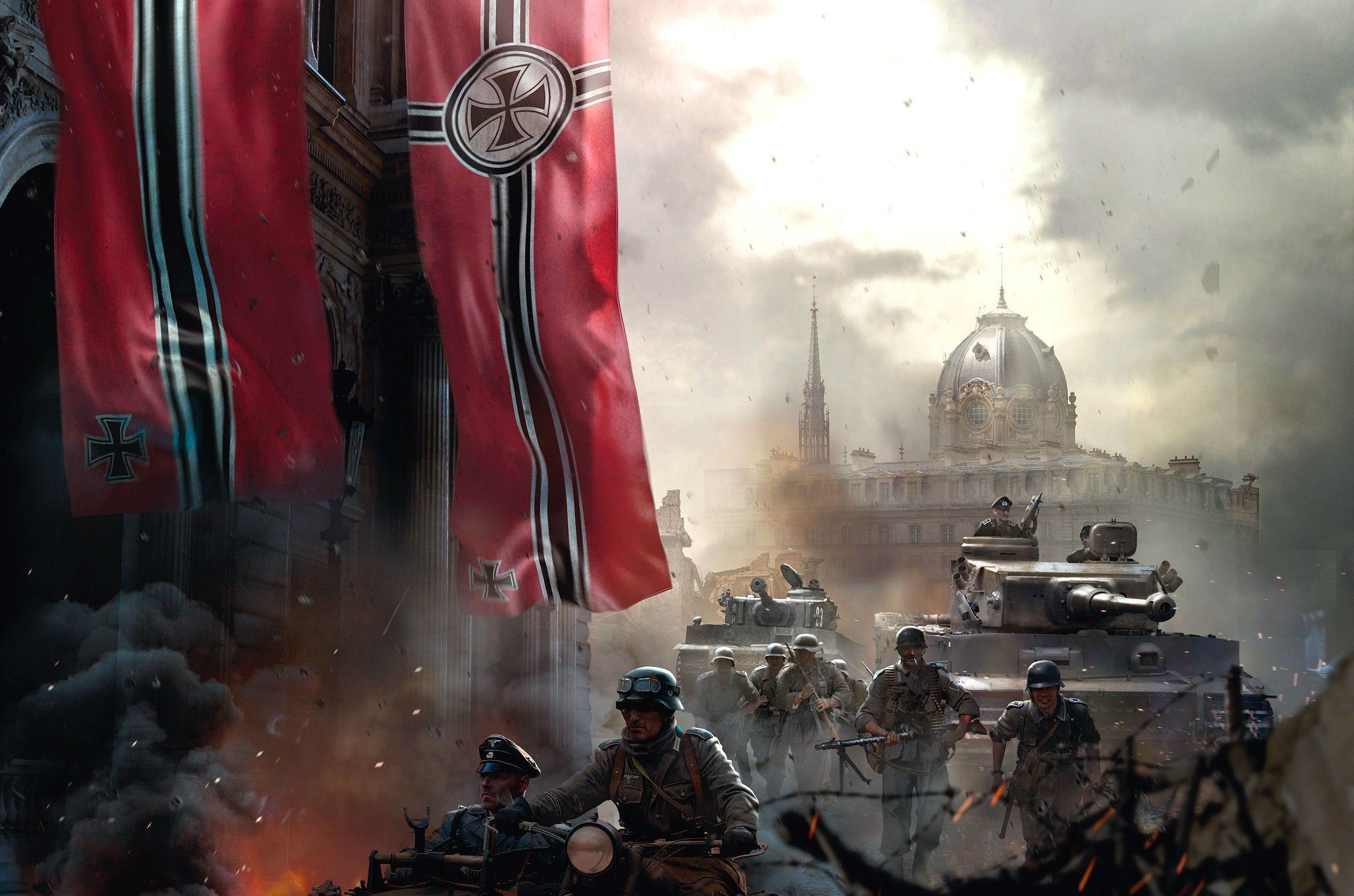 WW2 German Wallpapers - Top Free WW2