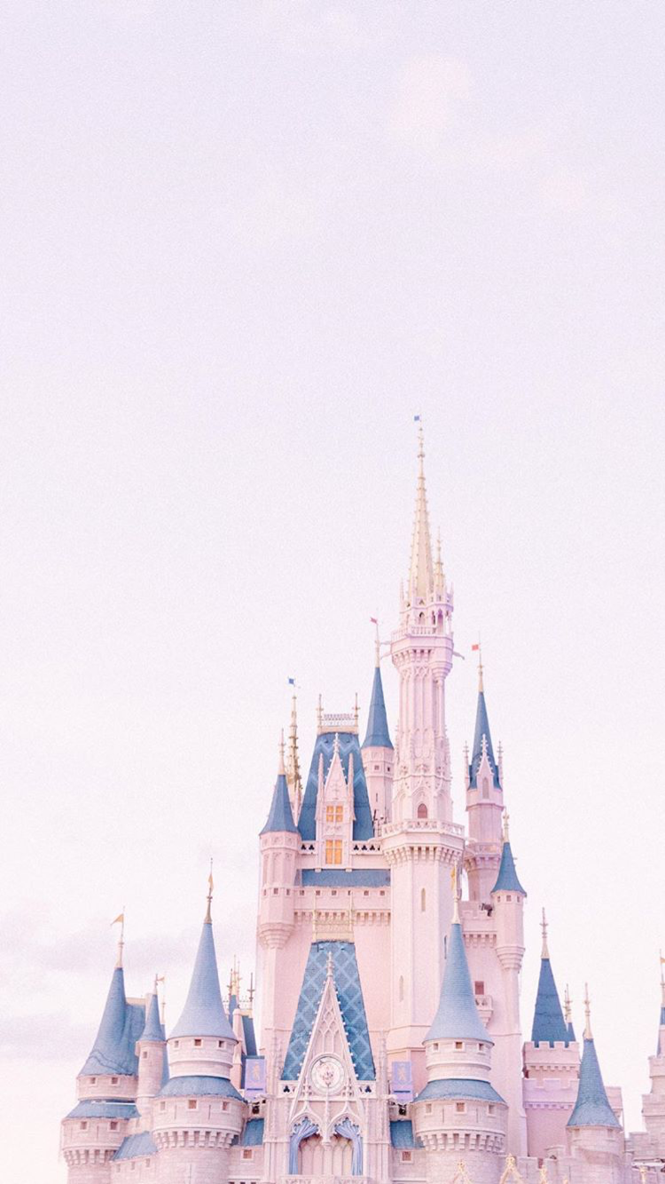 Disney Castle Iphone Wallpapers Top Free Disney Castle Iphone Backgrounds Wallpaperaccess
