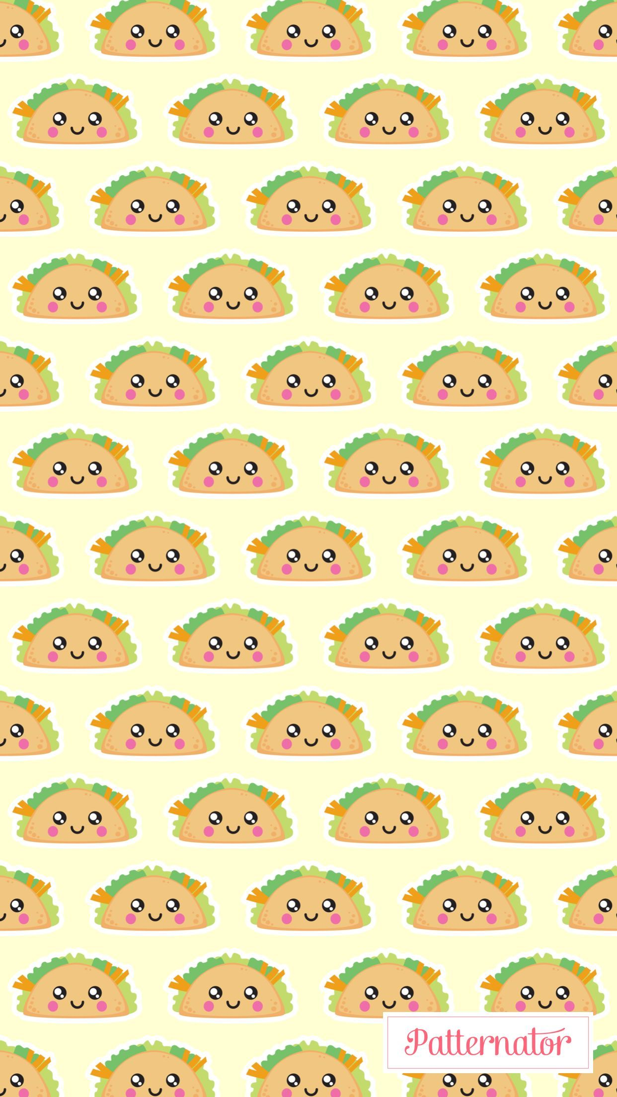 Cute Taco Wallpapers Top Free Cute Taco Backgrounds Wallpaperaccess