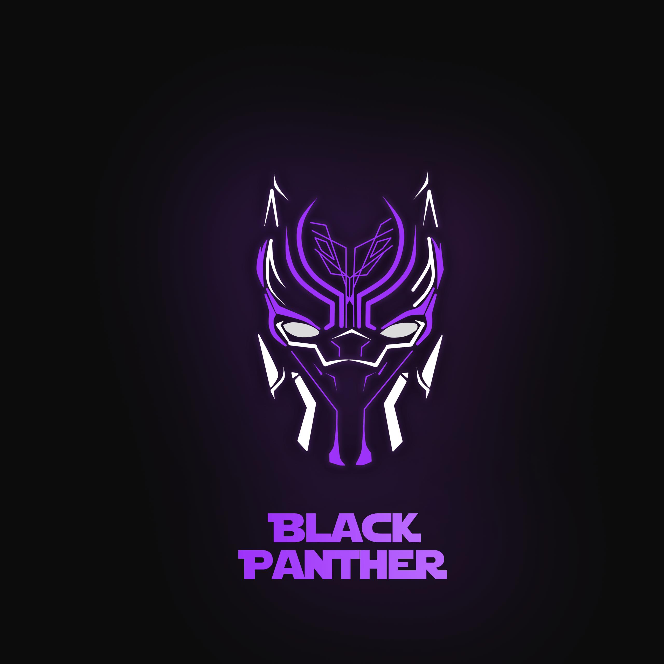Purple Black Panther Wallpapers Top Free Purple Black Panther