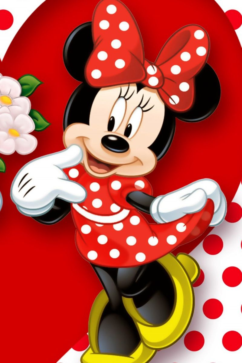 Minnie Mouse Phone Wallpapers - Top Free Minnie Mouse ...