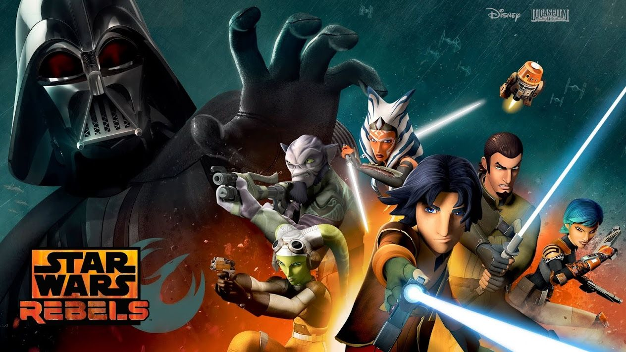 Star Wars Rebels Wallpapers Top Free Star Wars Rebels Backgrounds Wallpaperaccess