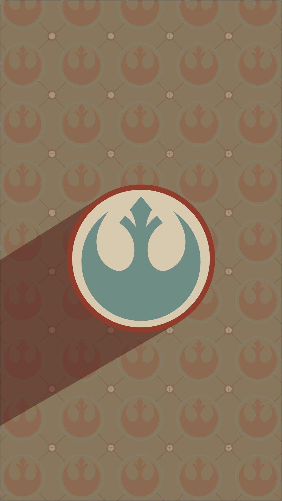 Rebel Star Wars iPhone Wallpapers - Top Free Rebel Star Wars