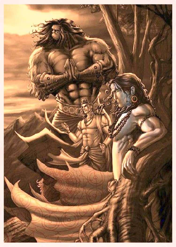 750x1050 Hình ảnh tuyệt đẹp của Chúa Shiva, Hình ảnh hoạt hình Shiva, HD