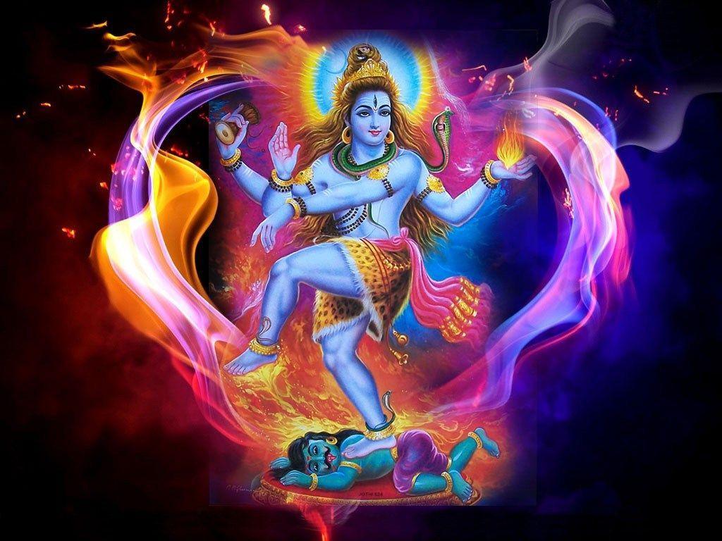 Hình nền máy tính 1024x768 Shiva - Hình nền nhóm