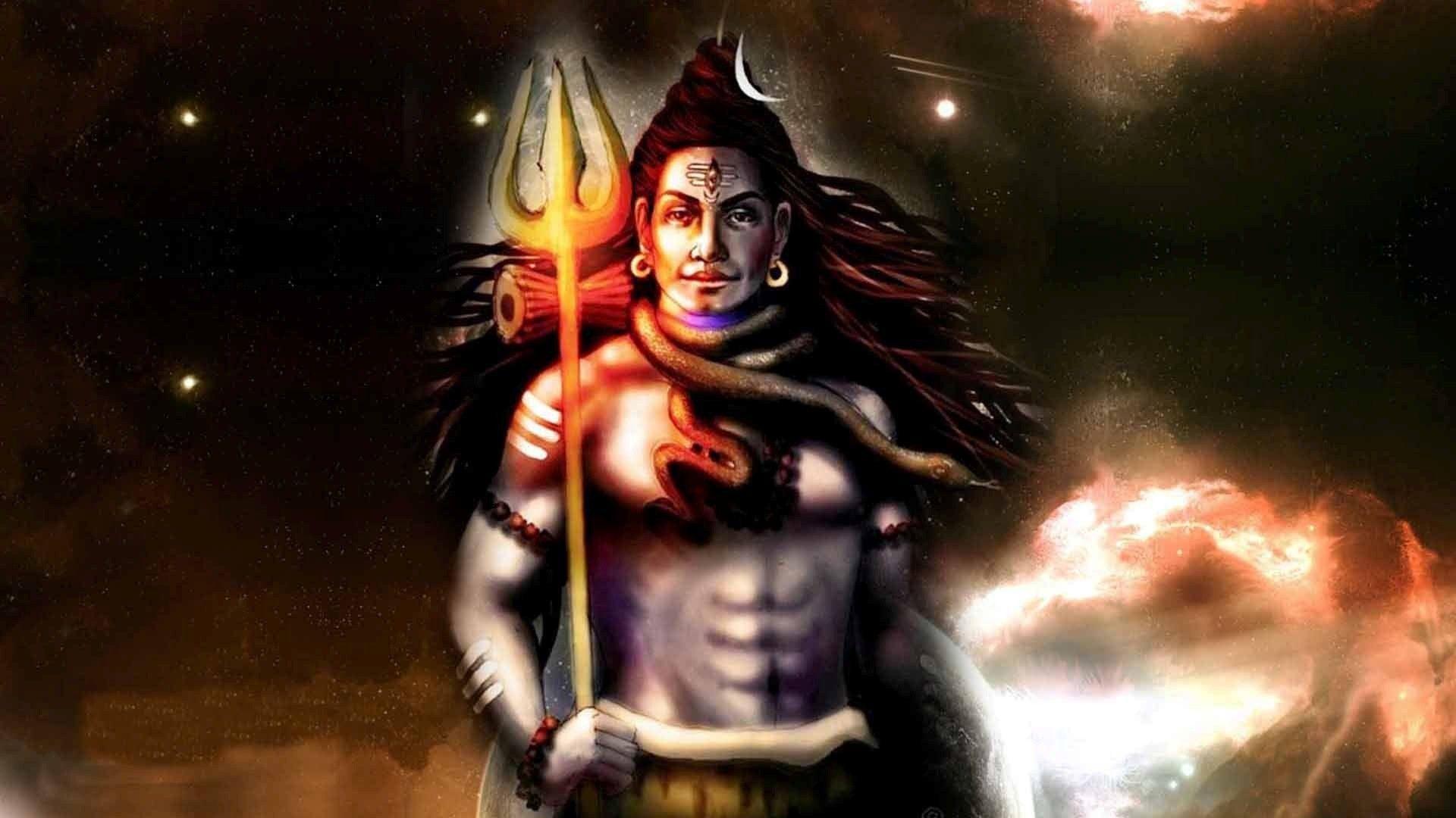 1920x1080 Chúa Shiva hình nền hình nền