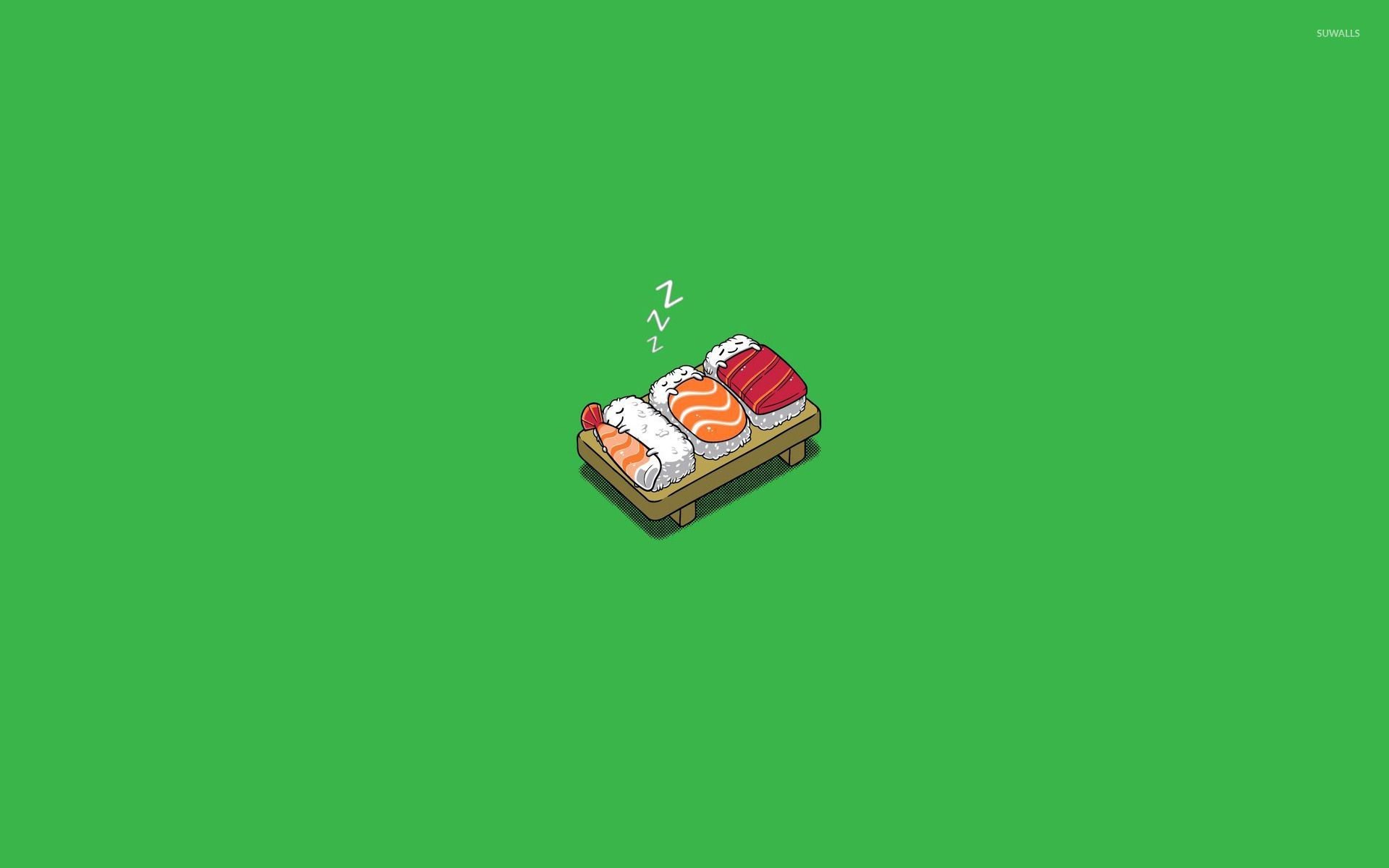 Cute Anime Sushi Wallpapers Top Free Cute Anime Sushi
