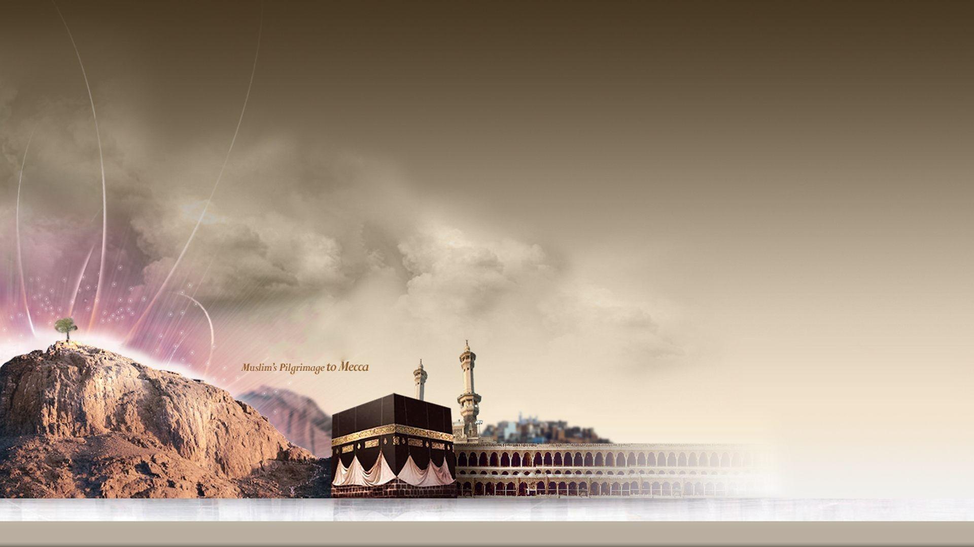1920x1080 Hình nền Hồi giáo Độ phân giải cao