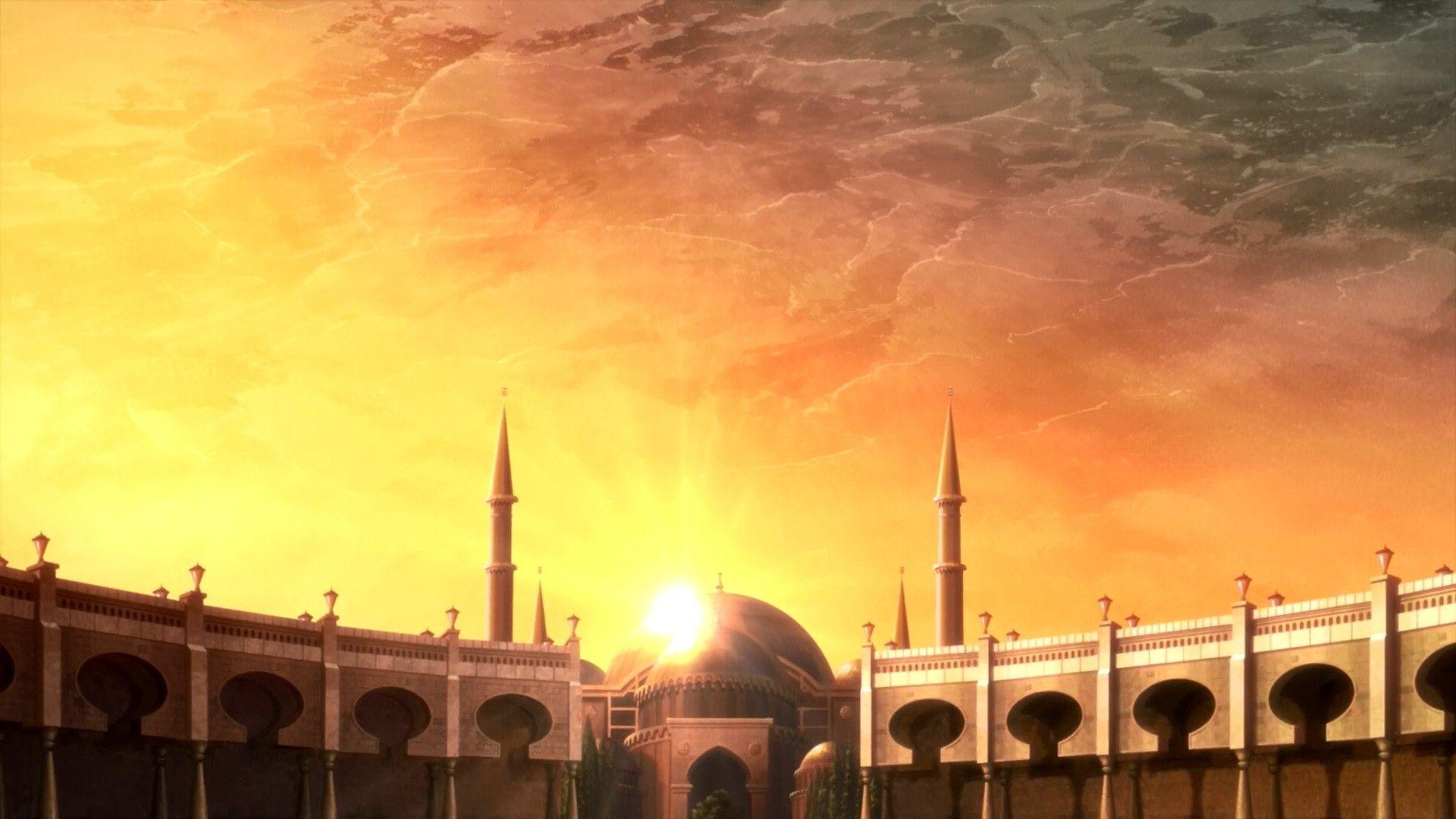 1920x1080 Hình nền Hồi giáo HD 2017