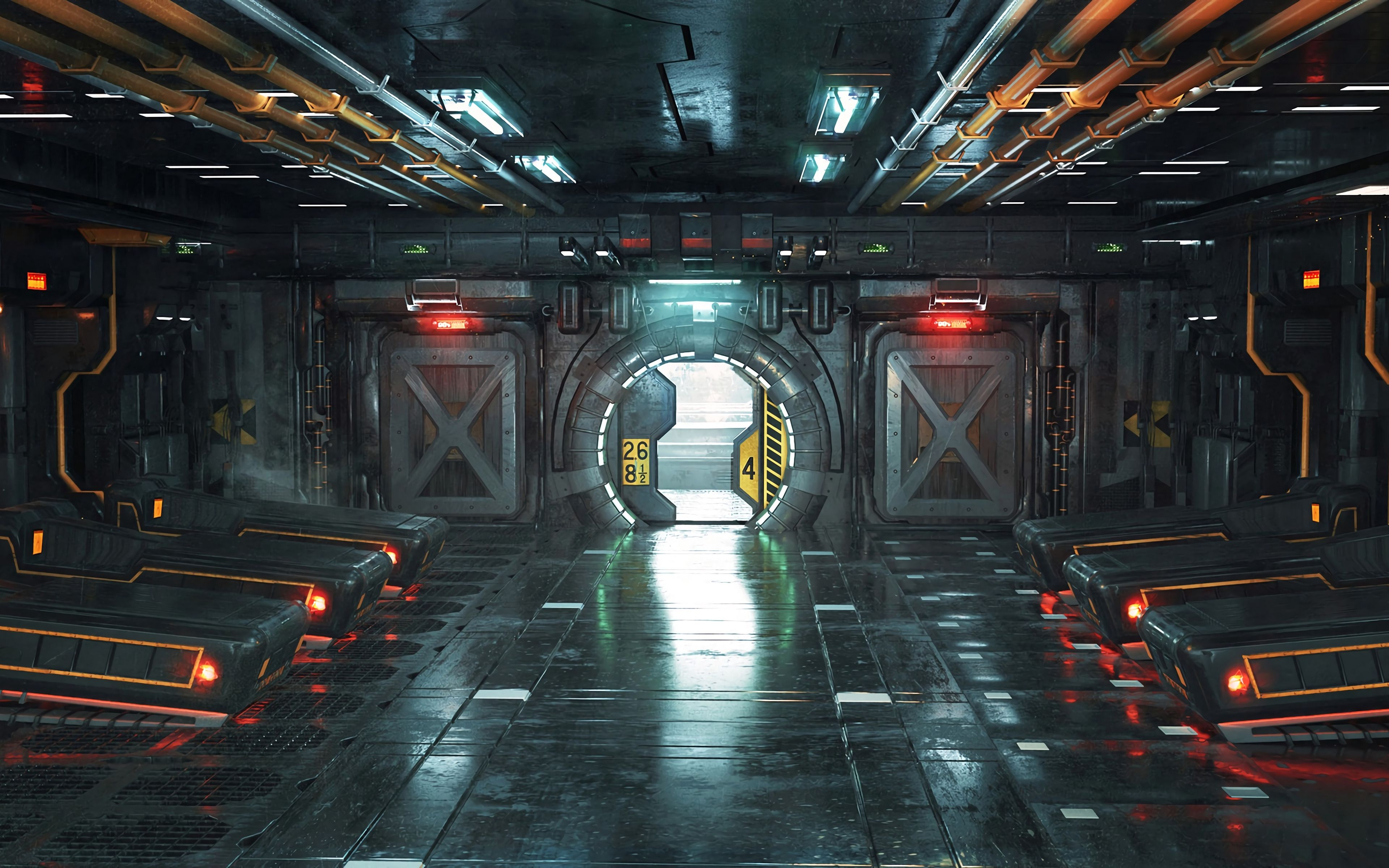 Sci-Fi Art Wallpapers - Top Free Sci-Fi Art Backgrounds ...
