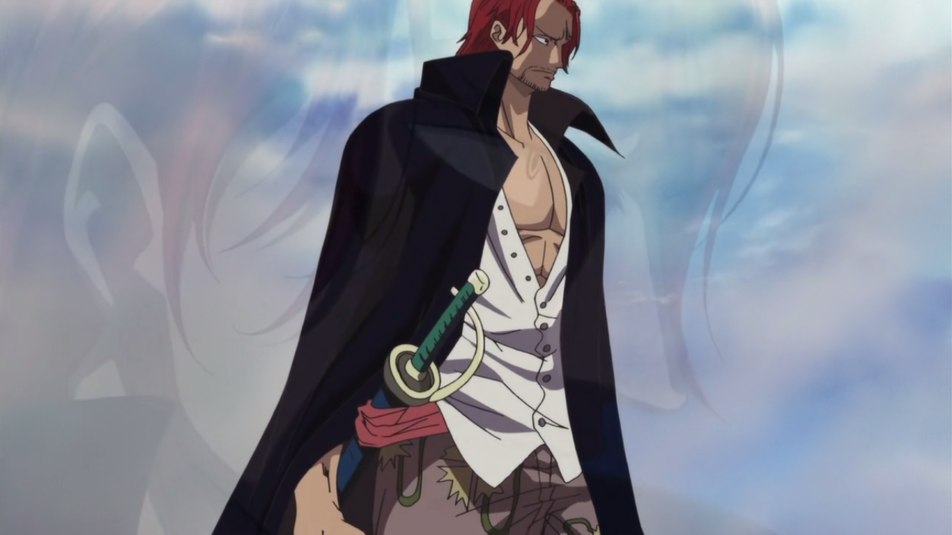 Akagami Shanks One Piece Wallpaper HD 4k
