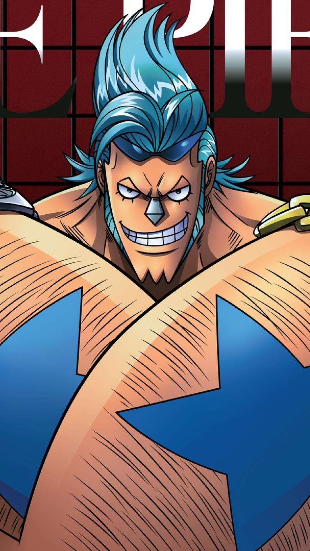 Franky One Piece Wallpapers Top Free Franky One Piece Backgrounds Wallpaperaccess
