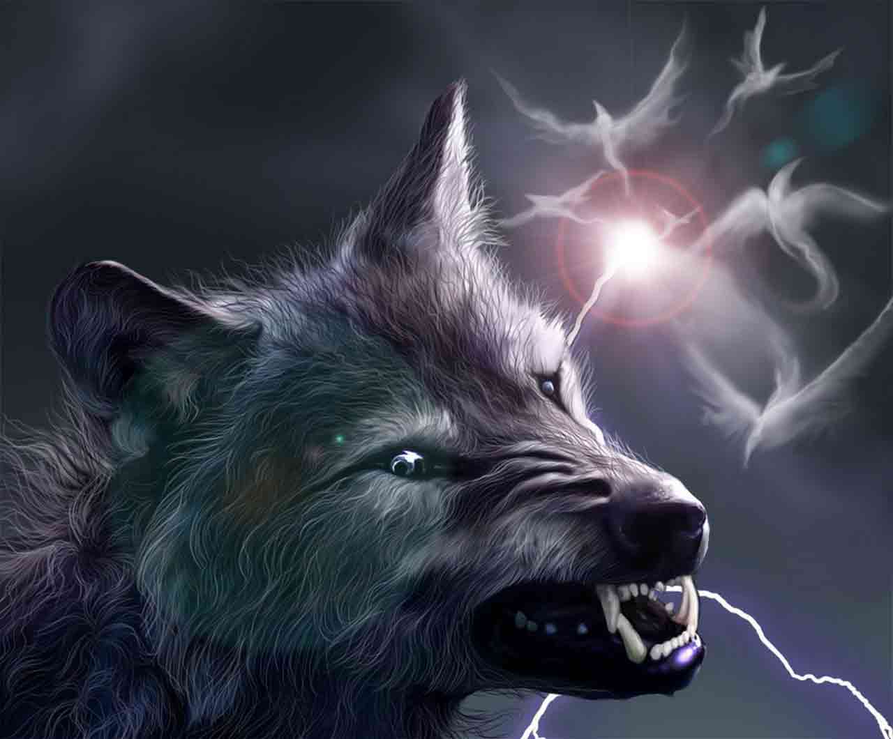 Mystical Wolf Wallpapers - Top Free Mystical Wolf