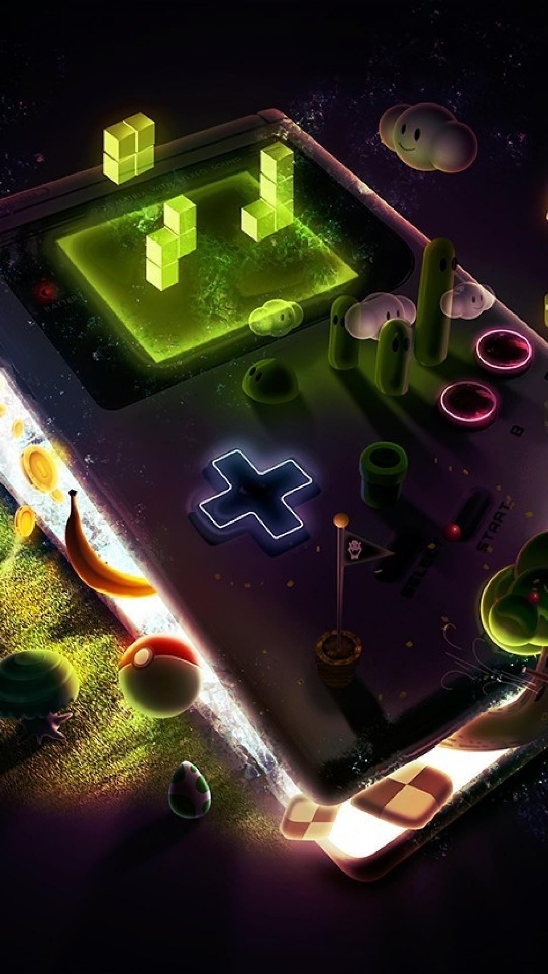 Game Boy iPhone Wallpapers - Top Free Game Boy iPhone ...