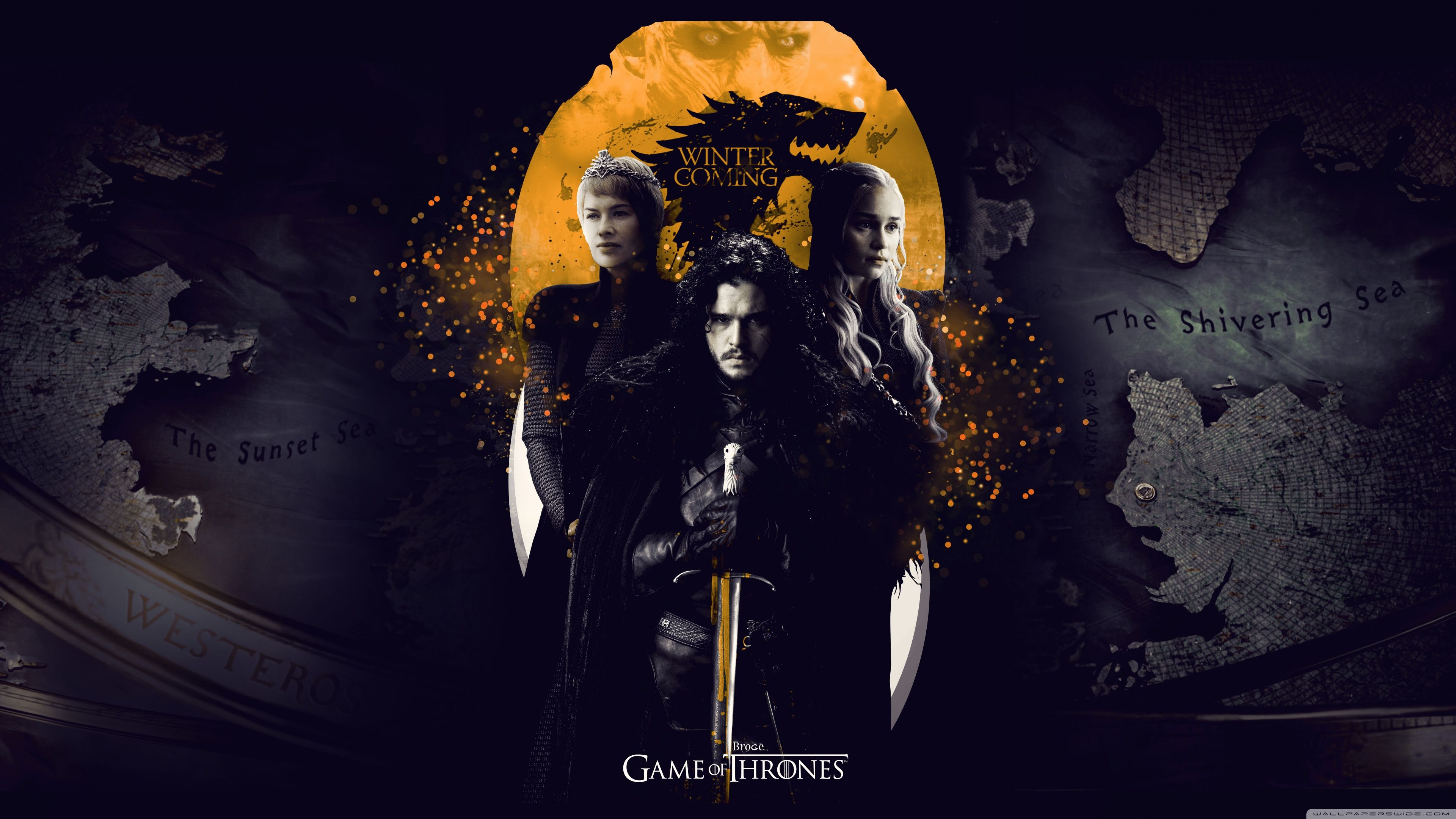 4K Game of Thrones HD Wallpapers - Top