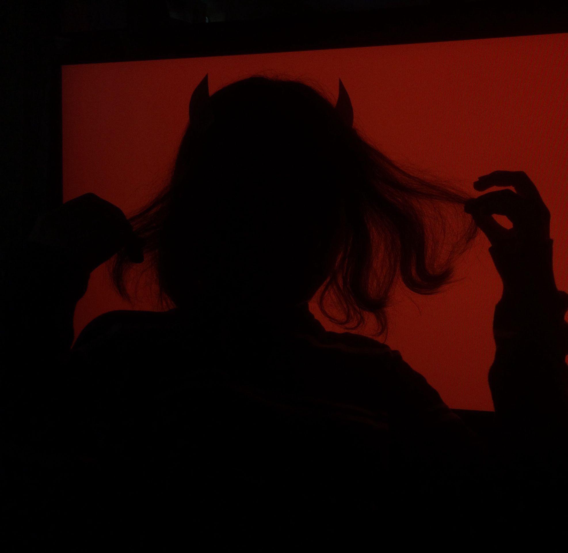 Princess red devil Stock Light