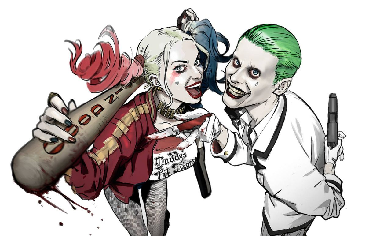 Joker And Harley Quinn Wallpapers Top Free Joker And