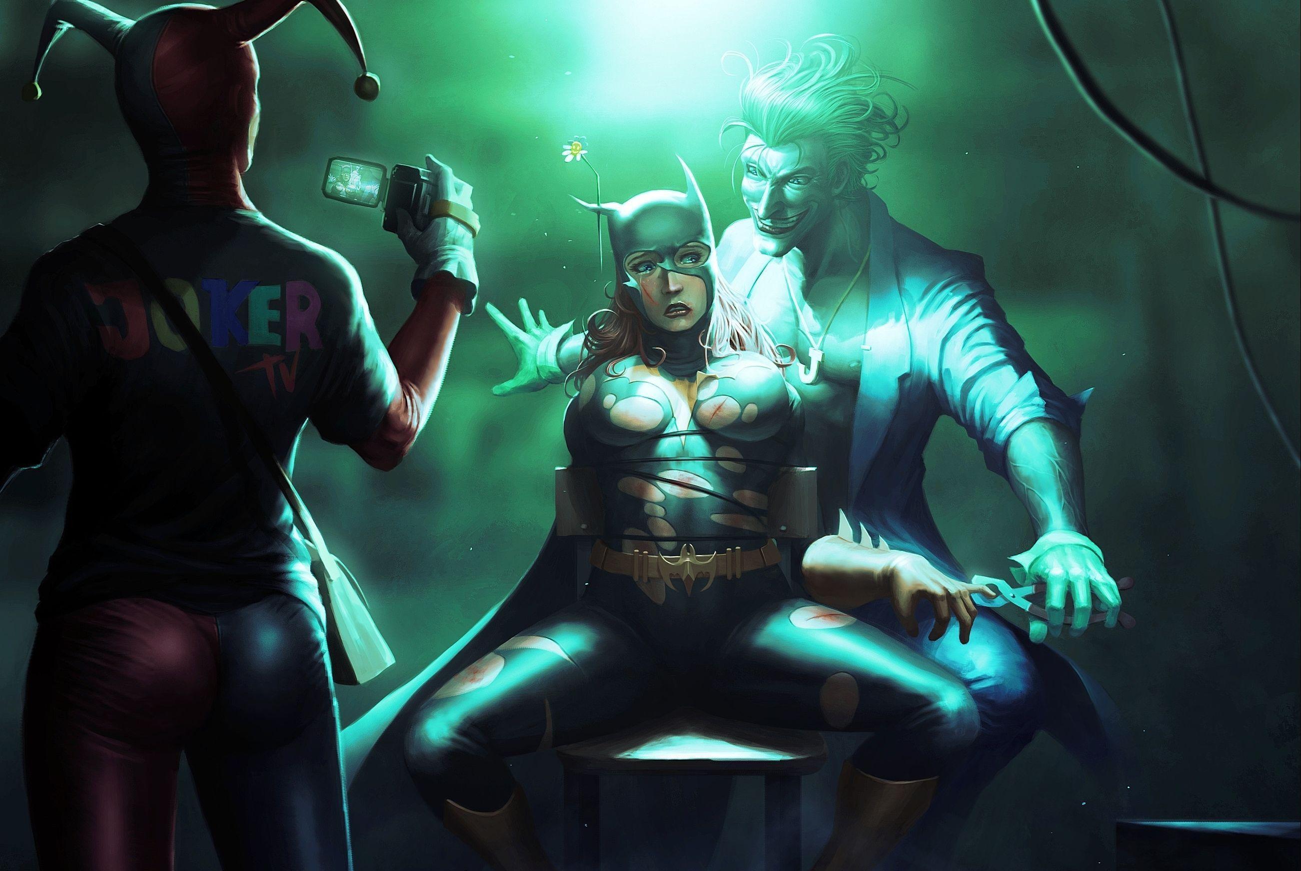 Joker And Harley Quinn Wallpapers Top Free Joker And Harley Quinn