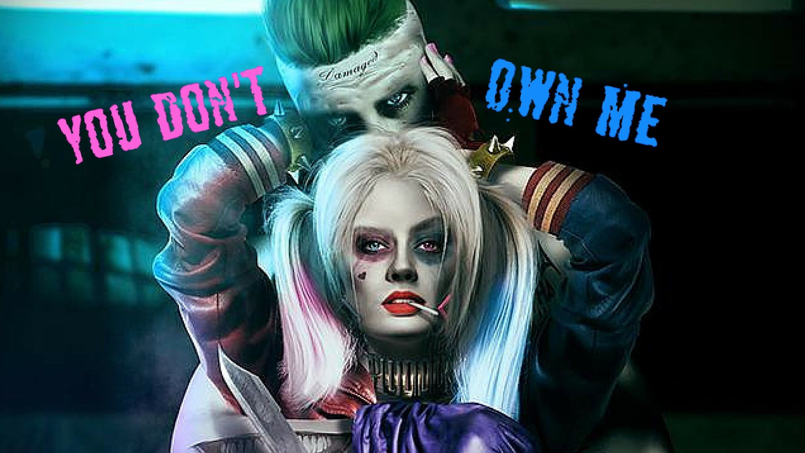 Joker And Harley Quinn Desktop Wallpapers Top Free Joker