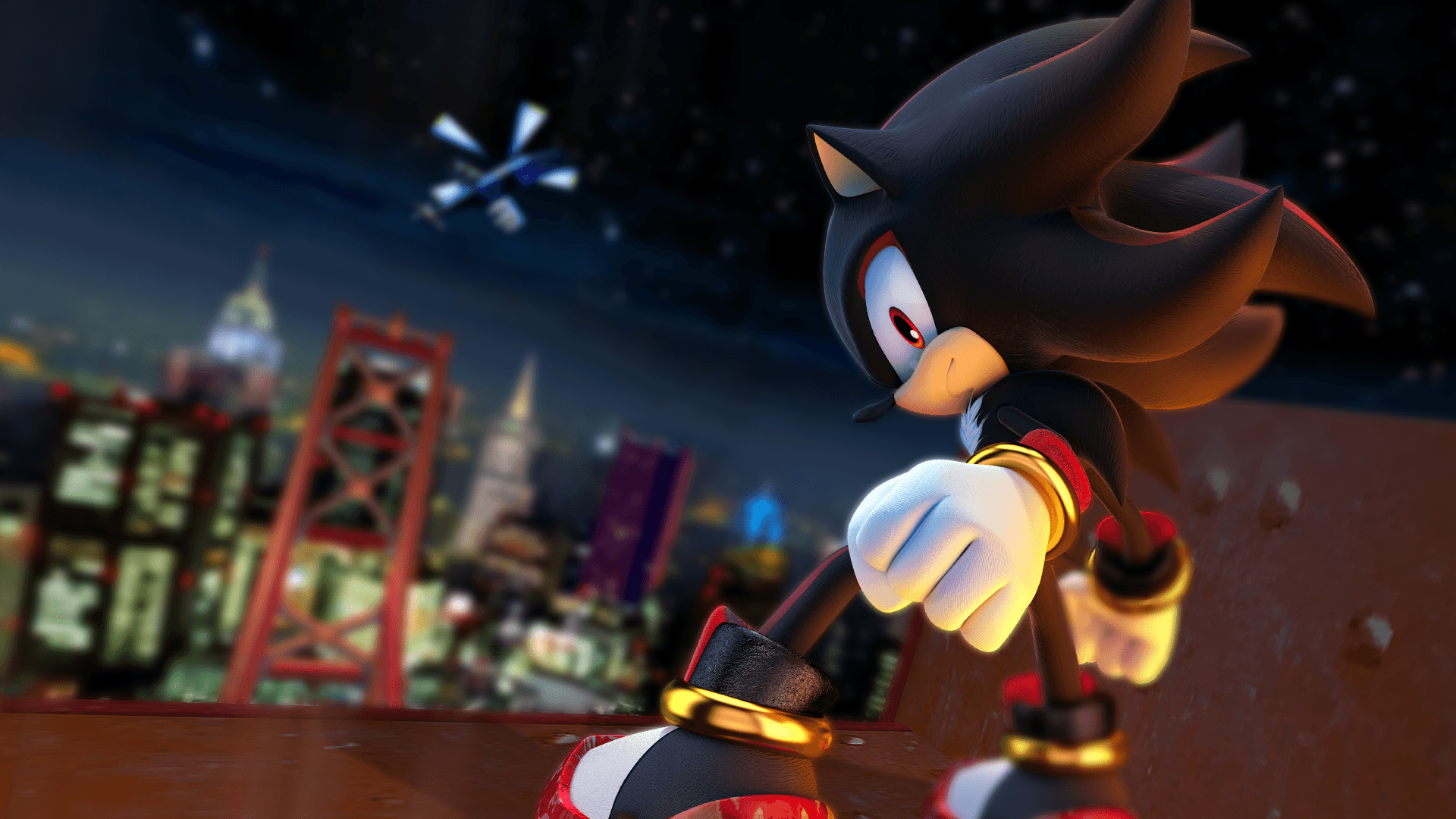 Shadow The Hedgehog Wallpapers Top Free Shadow The