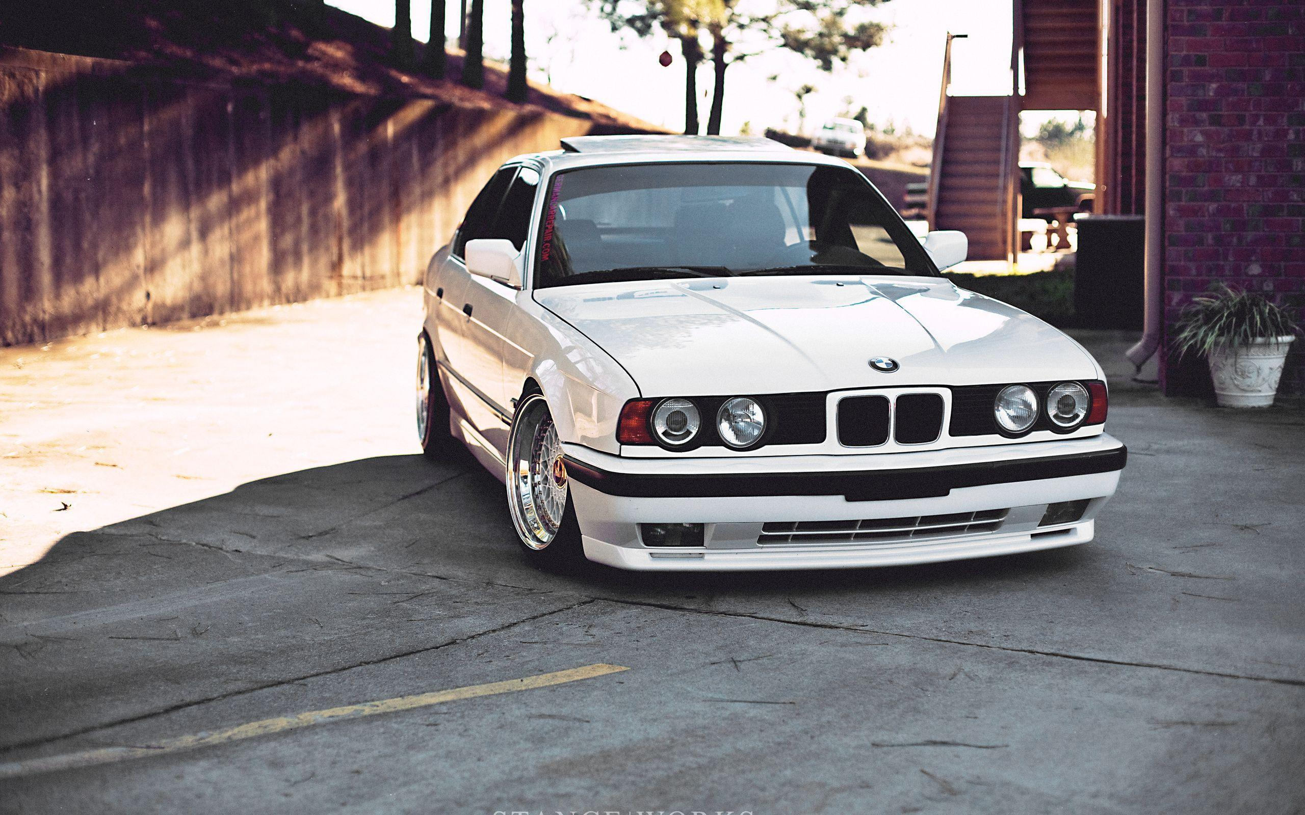 BMW E34 Wallpapers - Top Free BMW E34 Backgrounds - WallpaperAccess