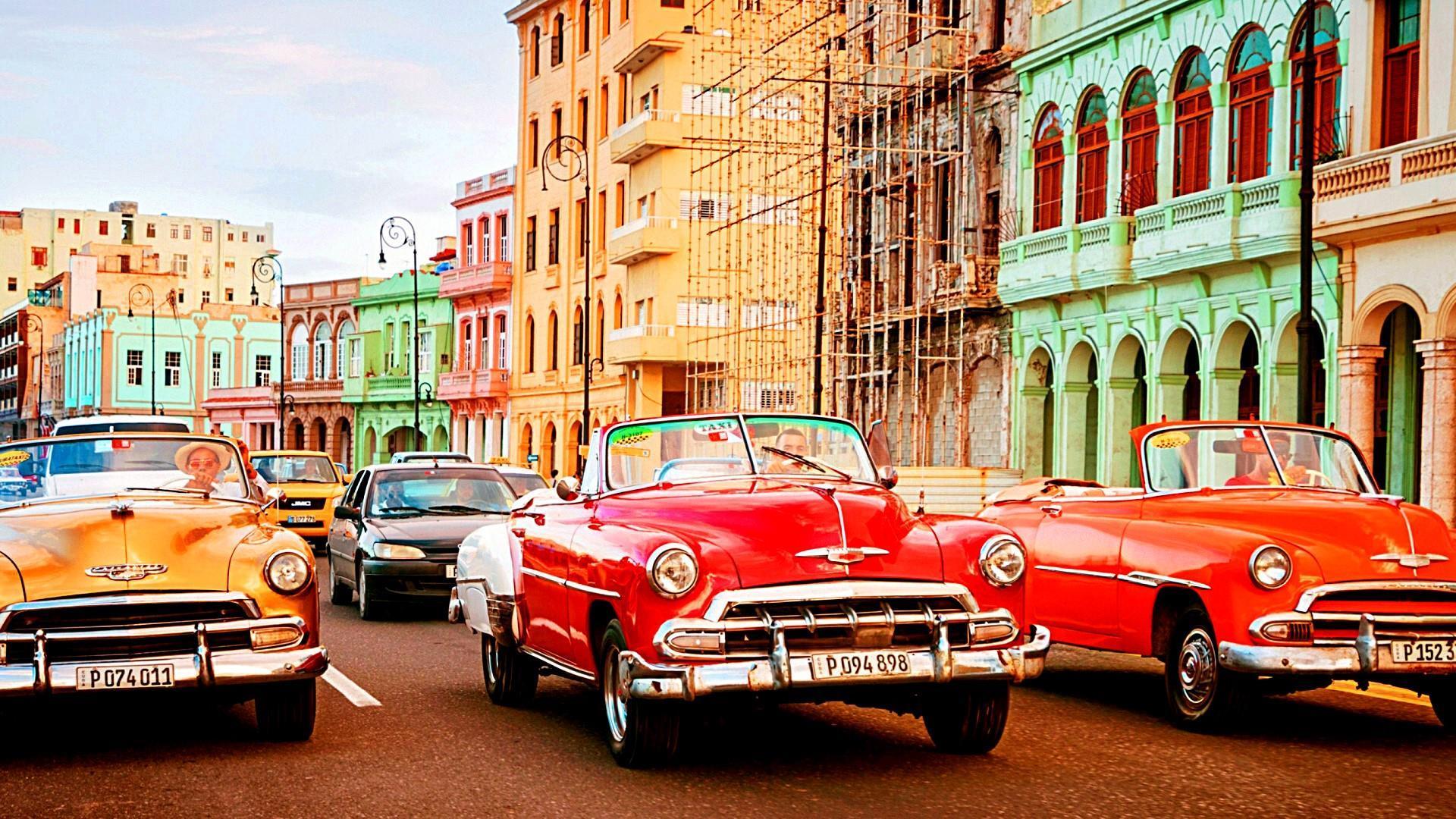 Kuba - största länderna i Nordamerika