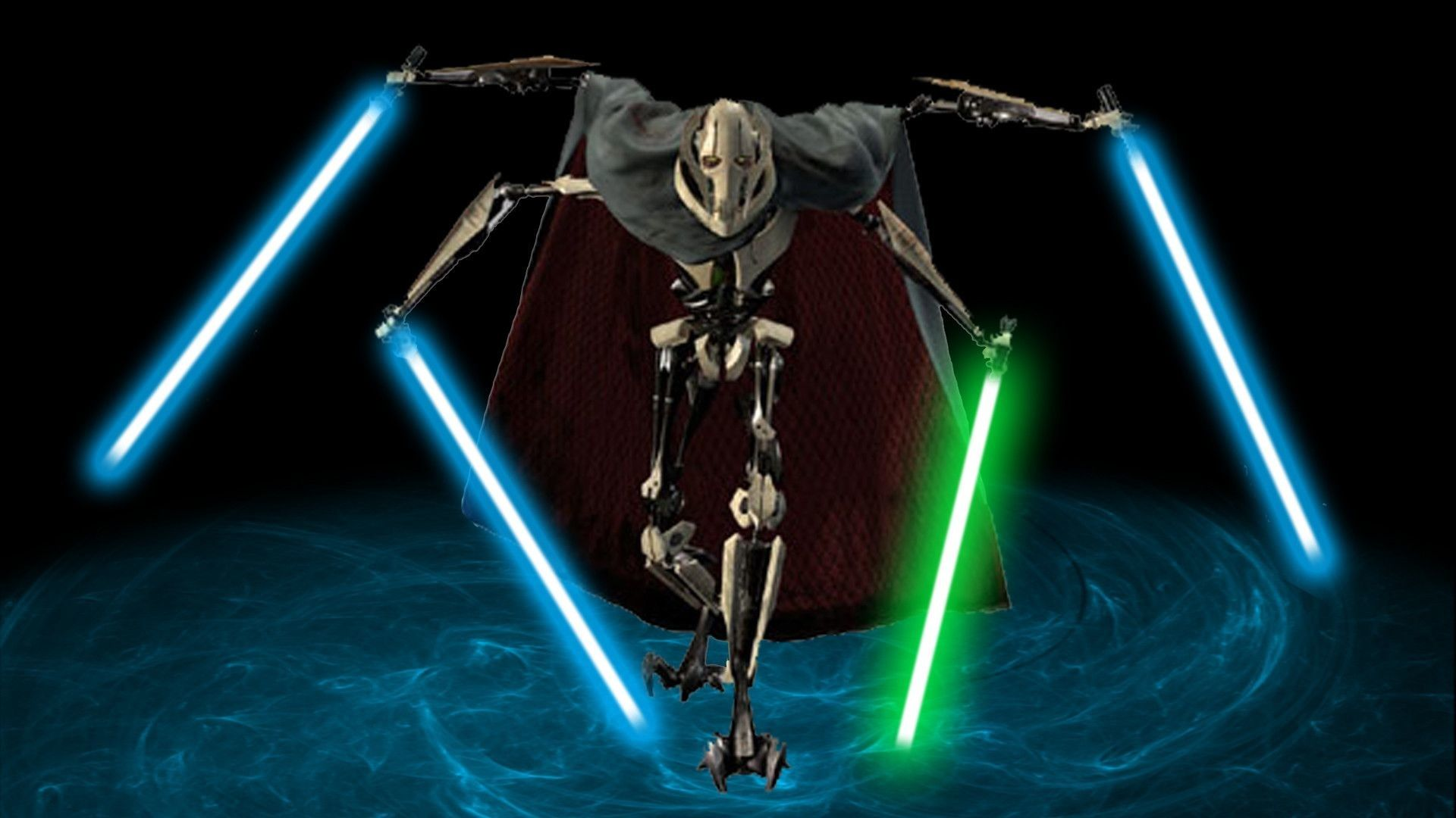 General Grievous Wallpapers Top Free General Grievous Backgrounds Wallpaperaccess