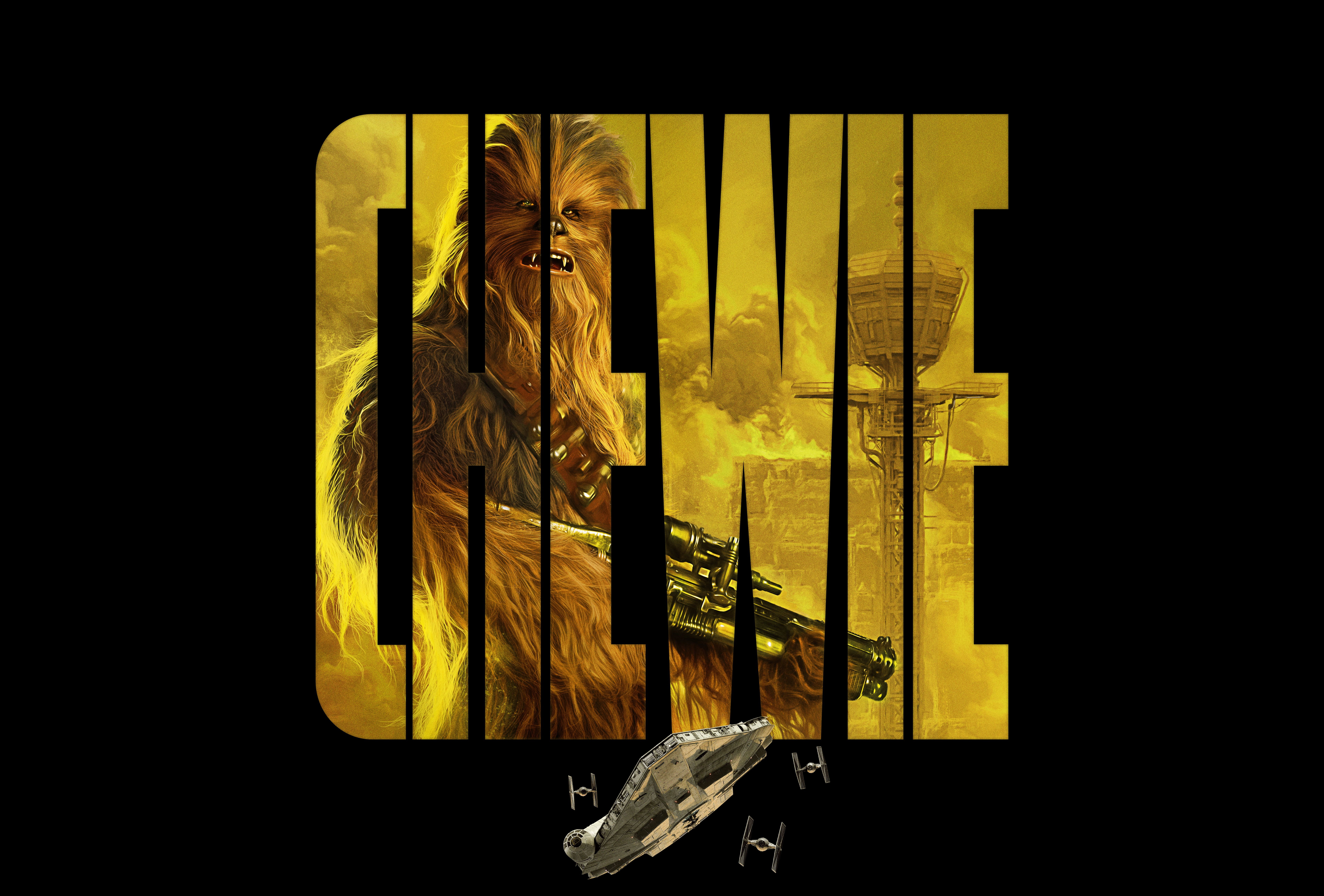 Chewbacca Star Wars Wallpapers Top Free Chewbacca Star Wars Backgrounds Wallpaperaccess