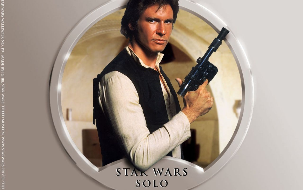 Han Solo Wallpapers Top Free Han Solo Backgrounds Wallpaperaccess