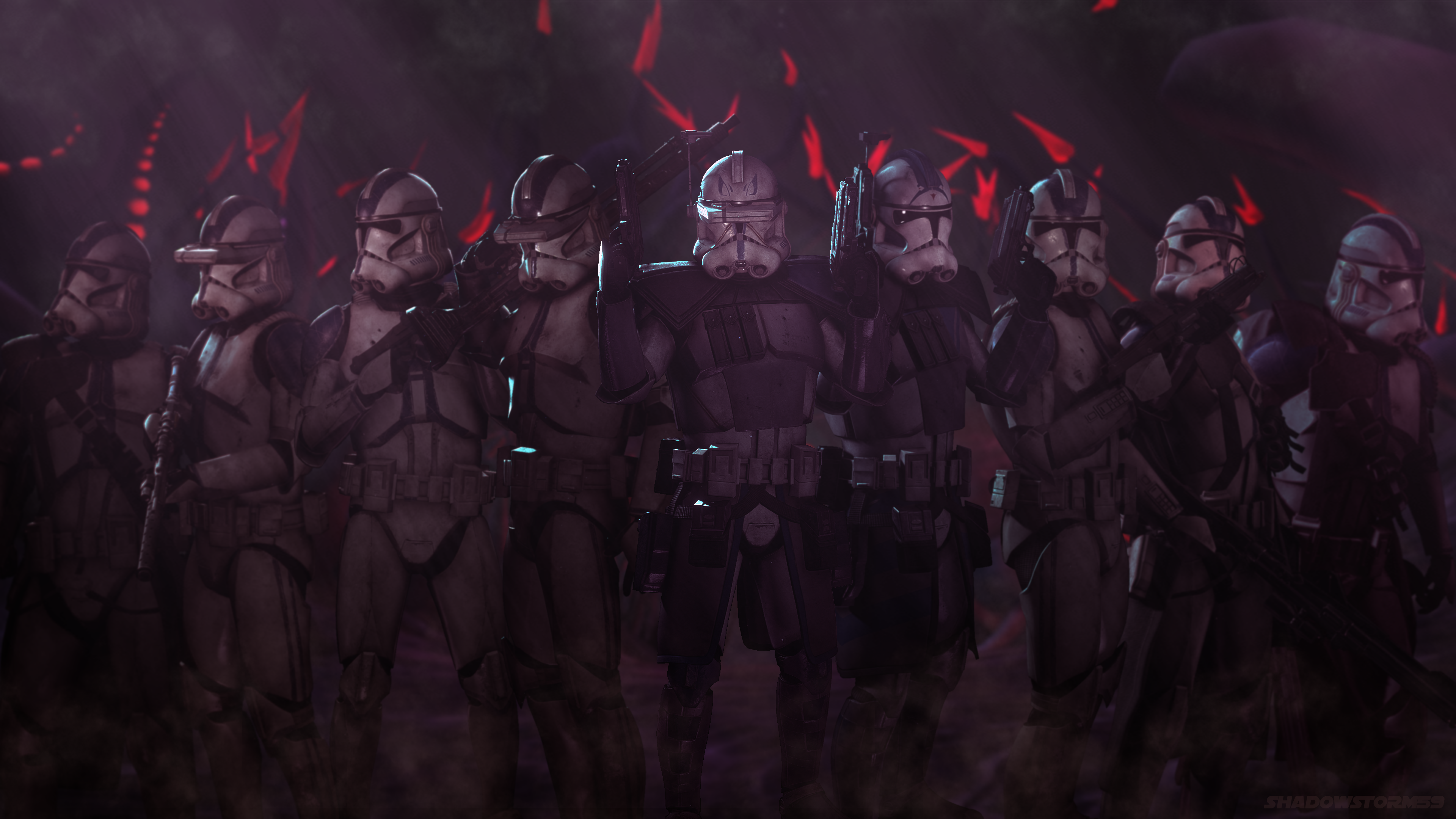 501st Clone Trooper Wallpapers Top Free 501st Clone