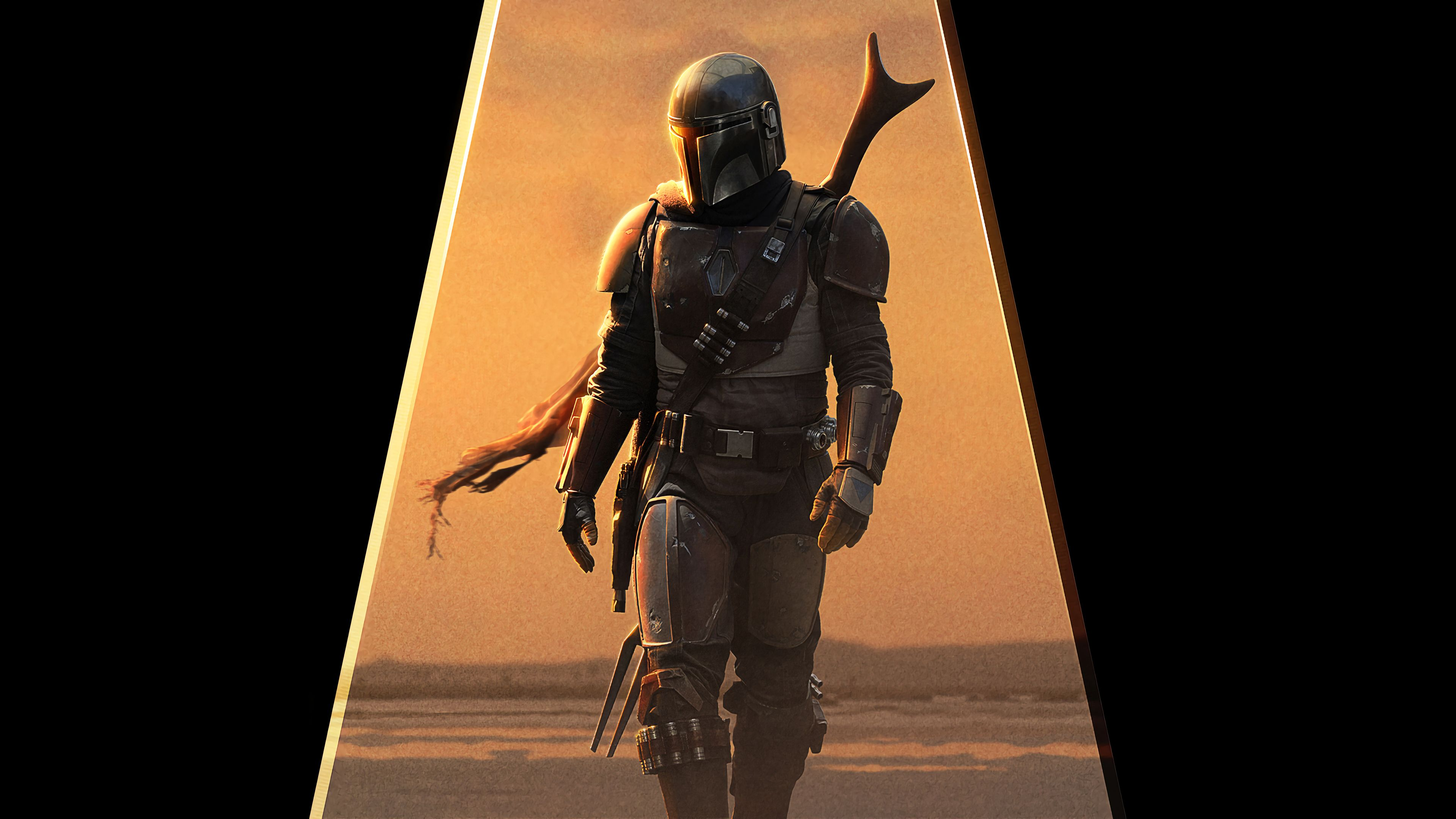 The Mandalorian Wallpapers Top Free The Mandalorian Backgrounds Wallpaperaccess