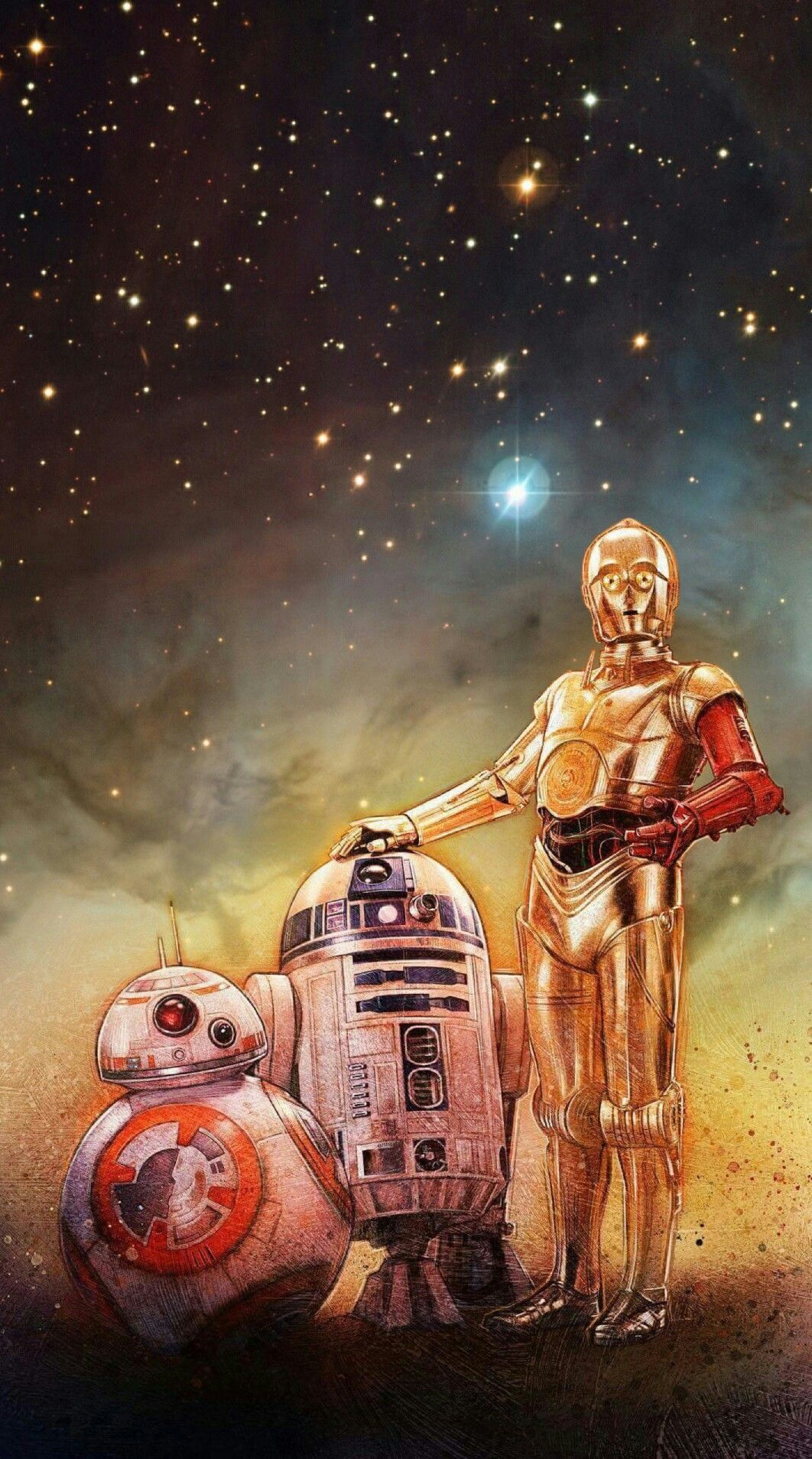Star Wars Droid Wallpapers Top Free Star Wars Droid Backgrounds Wallpaperaccess
