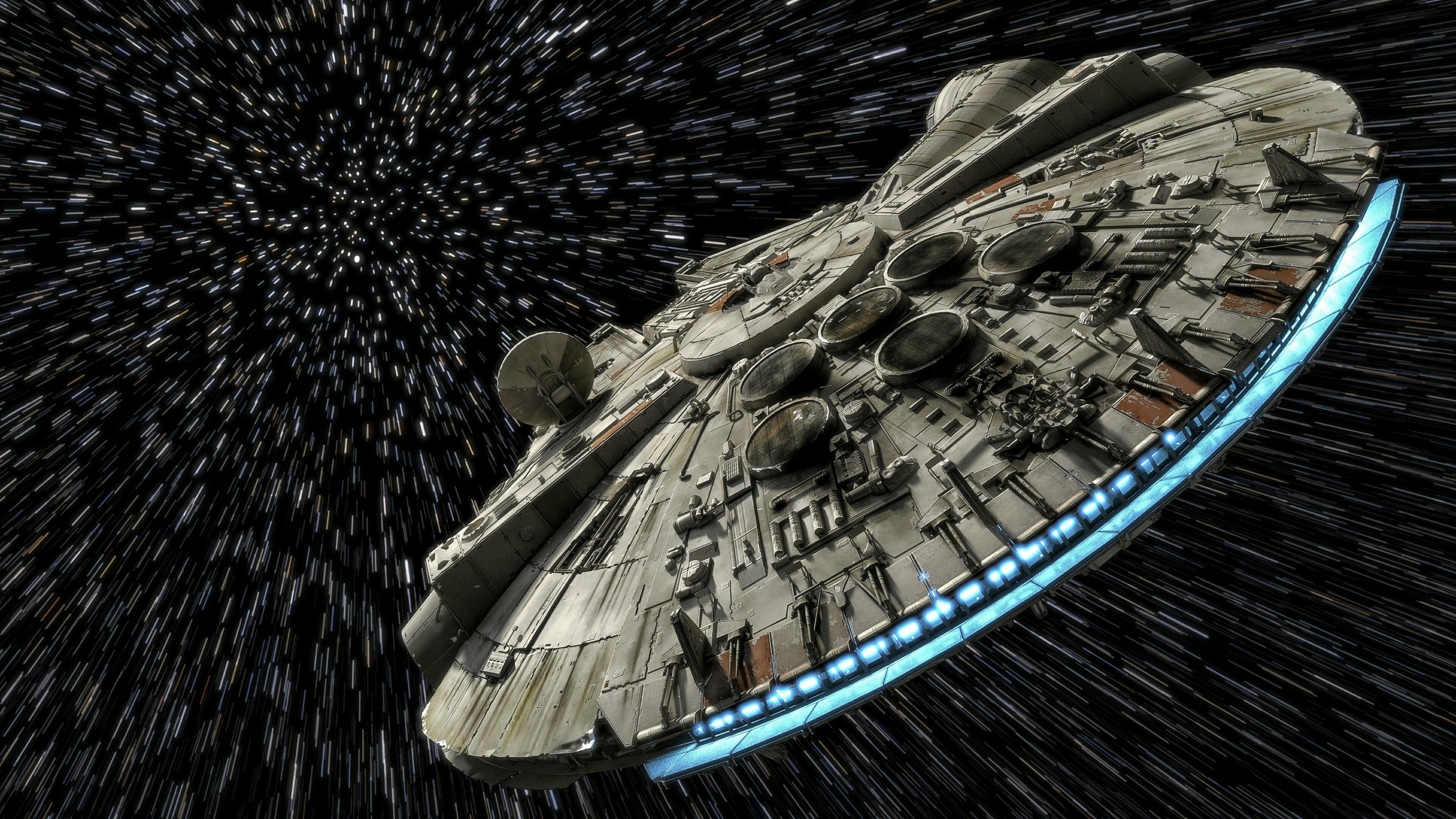 Featured image for the Millennium Falcon